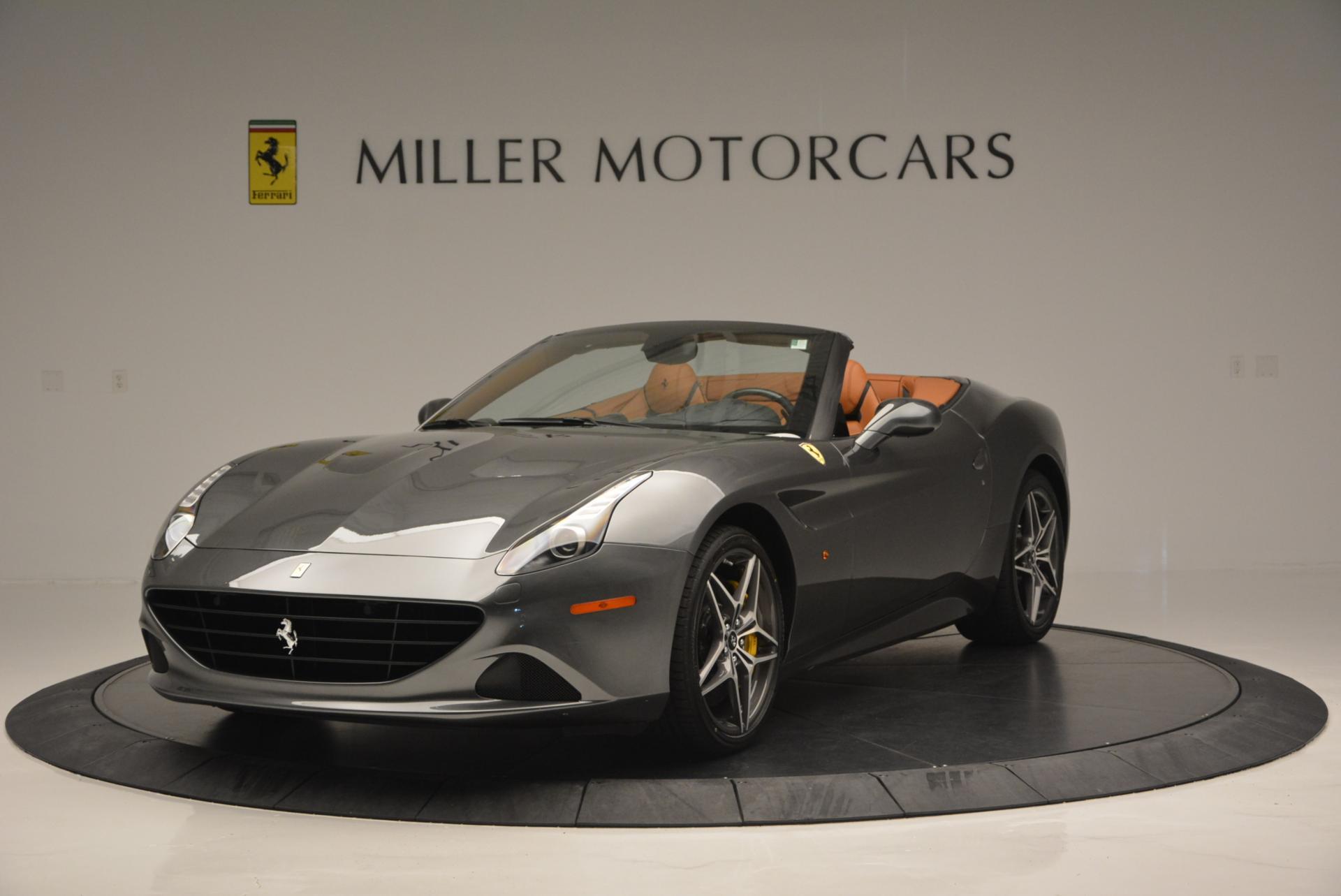 Used 2015 Ferrari California T  For Sale In Westport, CT 538_main