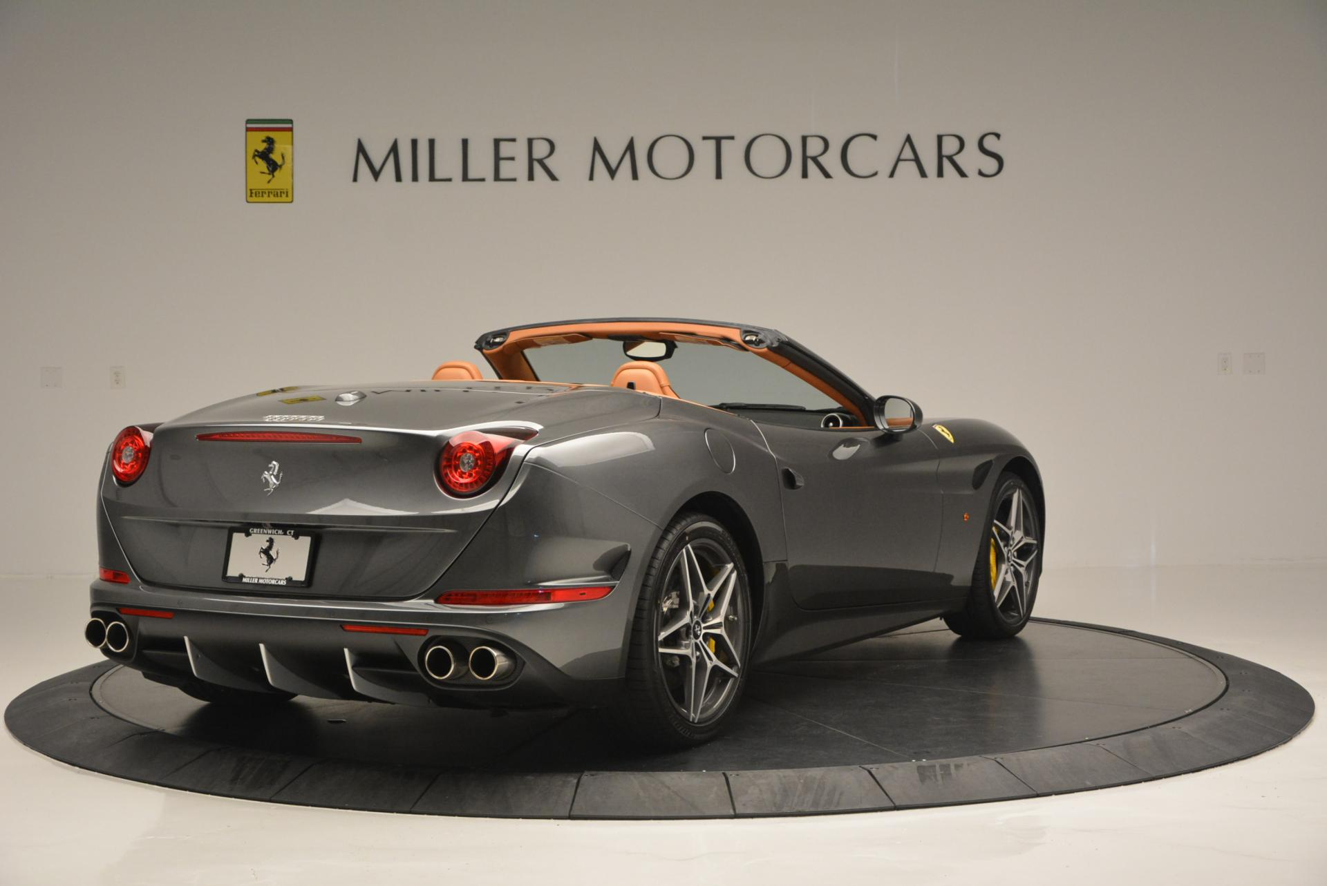 Used 2015 Ferrari California T  For Sale In Westport, CT 538_p7