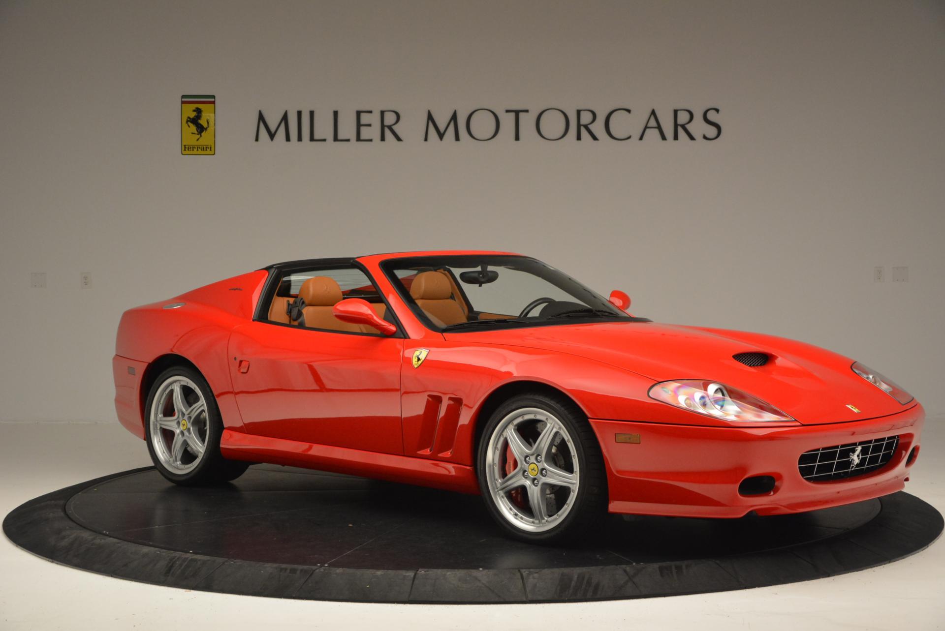 Used 2005 Ferrari Superamerica  For Sale In Westport, CT 539_p10