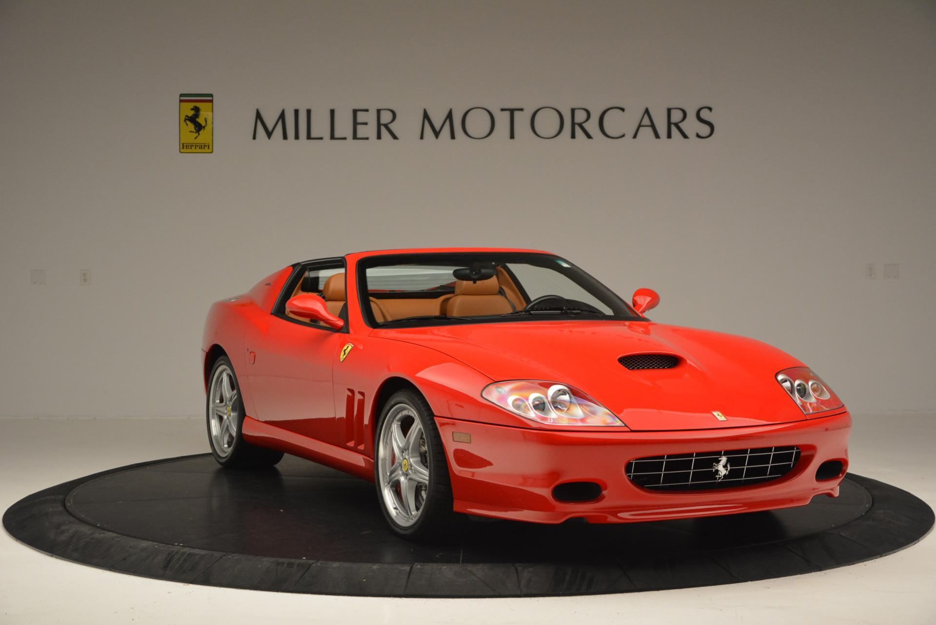 Used 2005 Ferrari Superamerica  For Sale In Westport, CT 539_p11