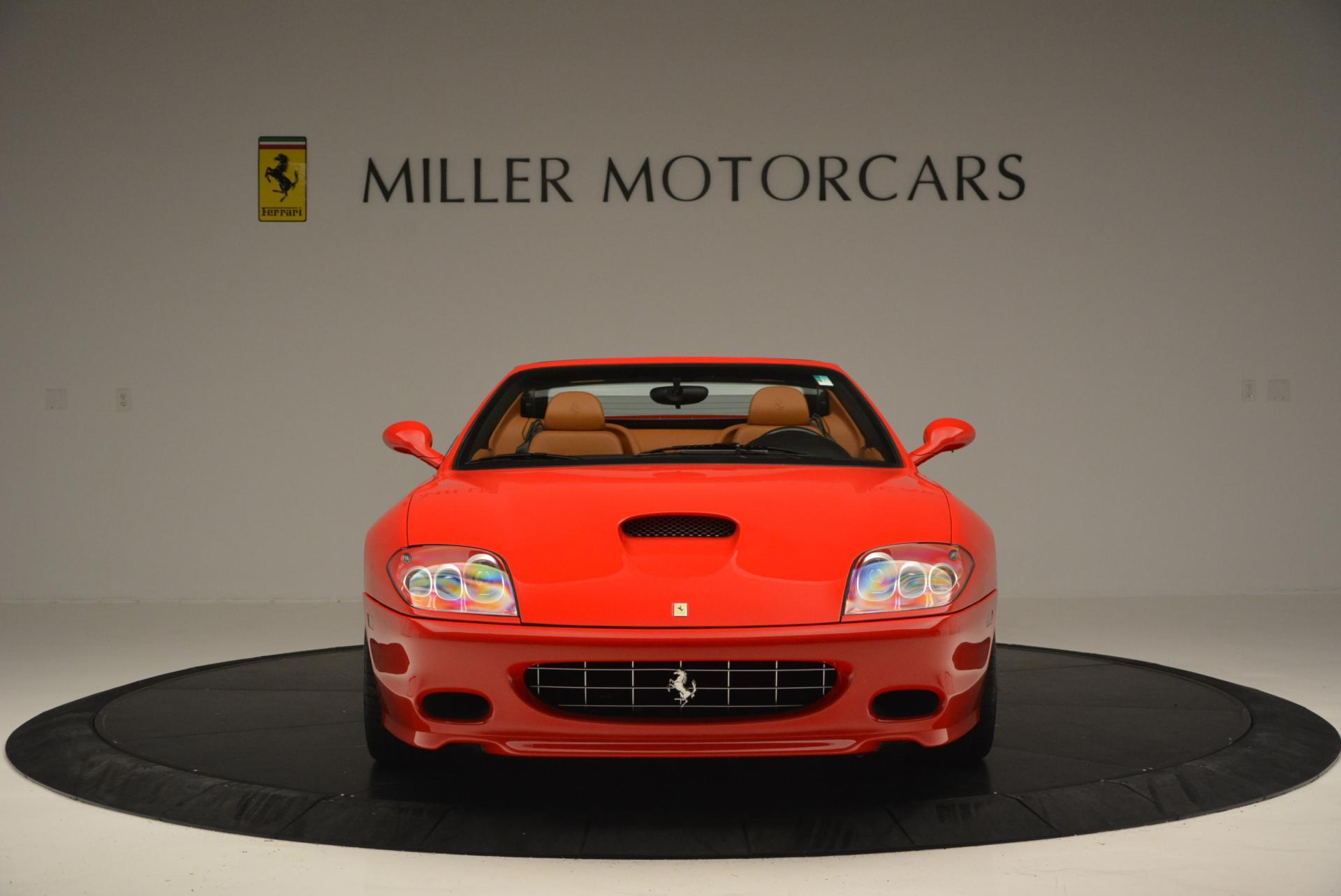 Used 2005 Ferrari Superamerica  For Sale In Westport, CT 539_p12