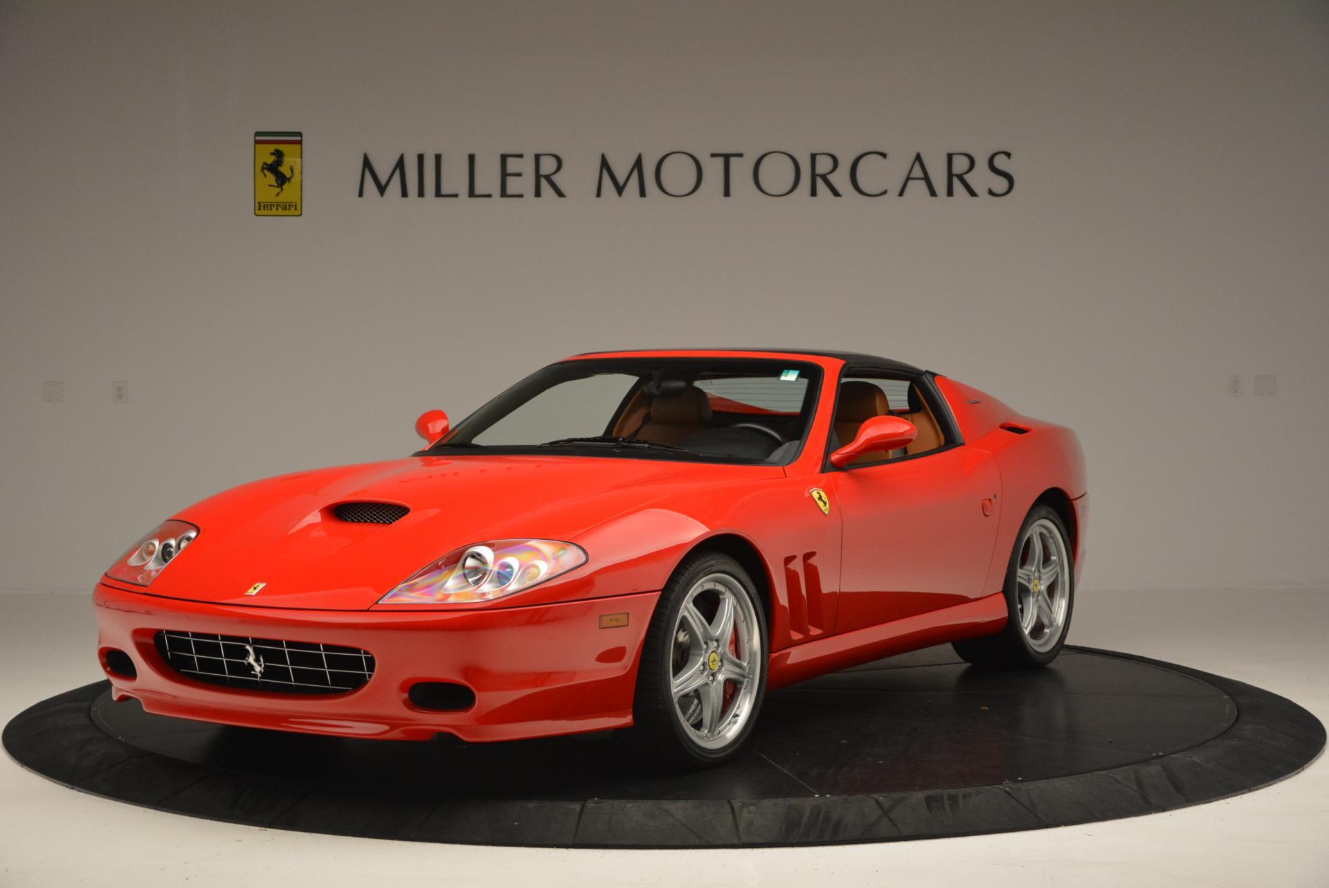 Used 2005 Ferrari Superamerica  For Sale In Westport, CT 539_p13