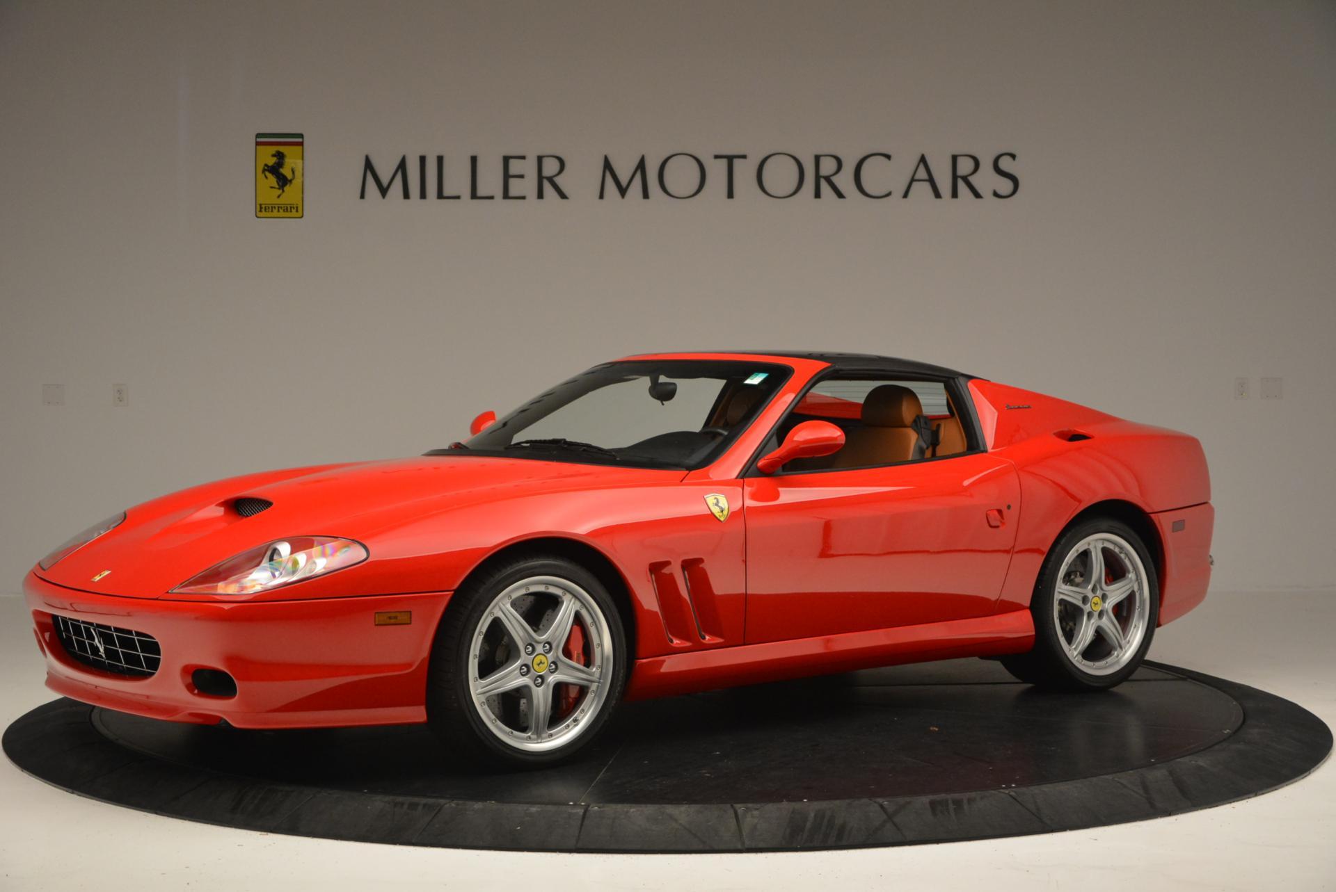Used 2005 Ferrari Superamerica  For Sale In Westport, CT 539_p14
