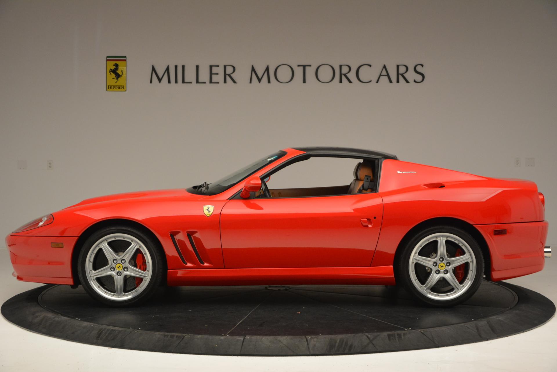 Used 2005 Ferrari Superamerica  For Sale In Westport, CT 539_p15