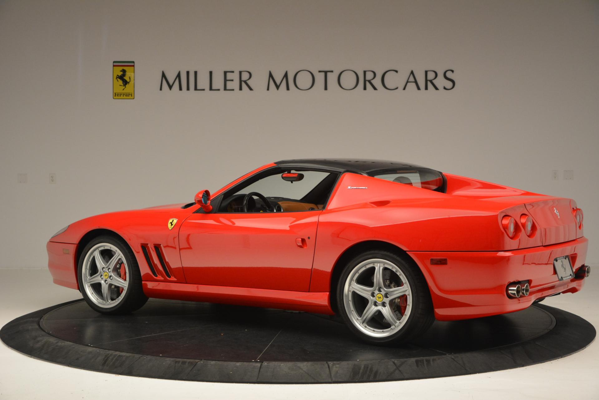 Used 2005 Ferrari Superamerica  For Sale In Westport, CT 539_p16