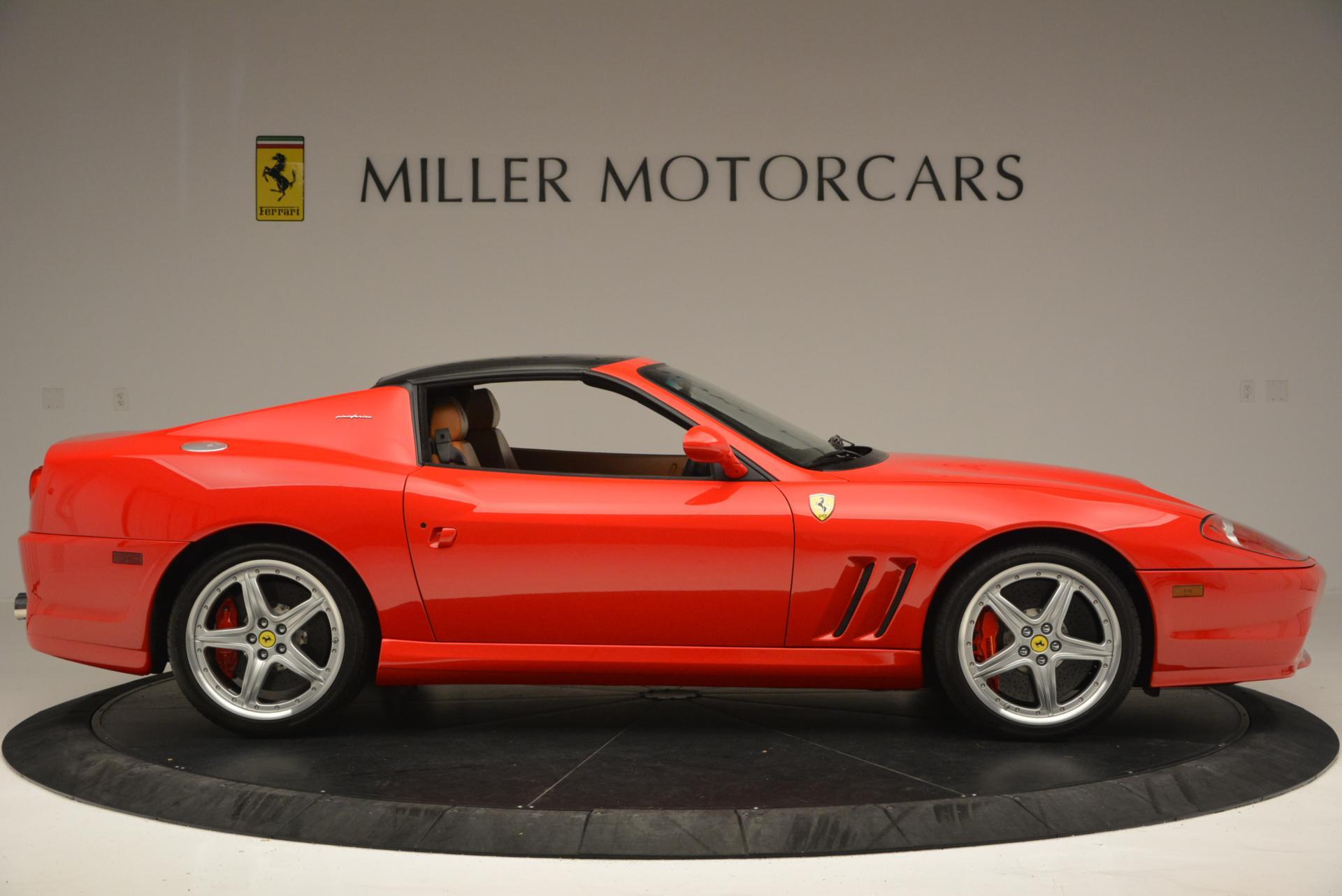 Used 2005 Ferrari Superamerica  For Sale In Westport, CT 539_p21