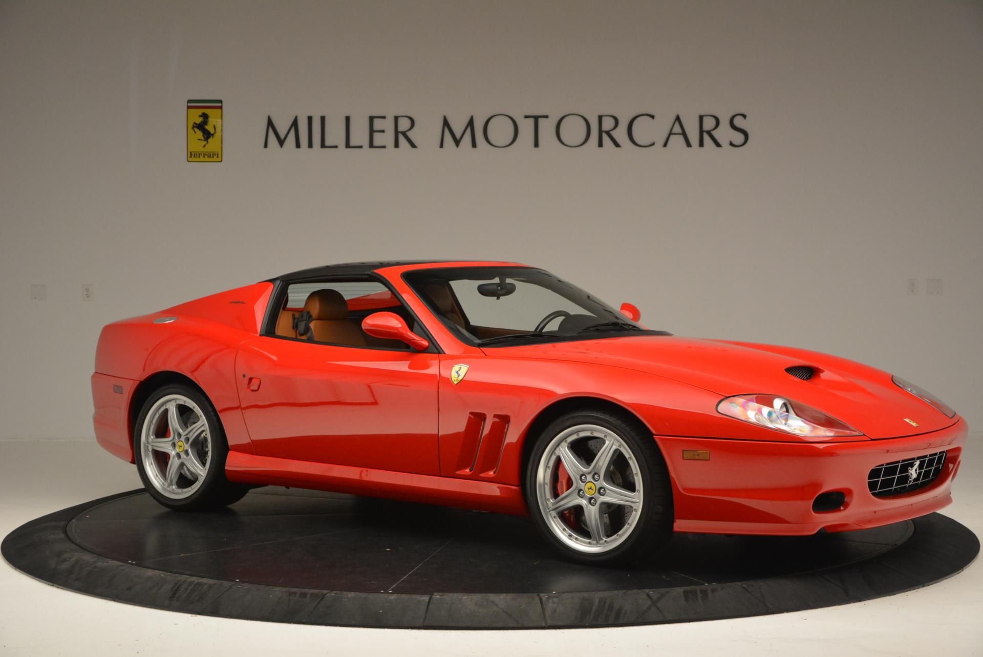 Used 2005 Ferrari Superamerica  For Sale In Westport, CT 539_p22