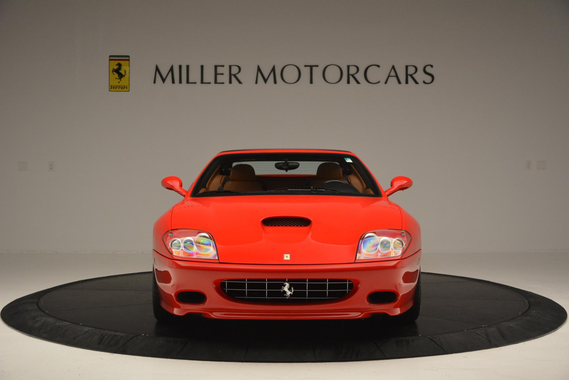 Used 2005 Ferrari Superamerica  For Sale In Westport, CT 539_p24