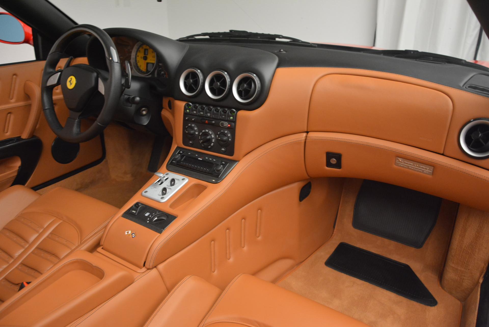 Used 2005 Ferrari Superamerica  For Sale In Westport, CT 539_p29