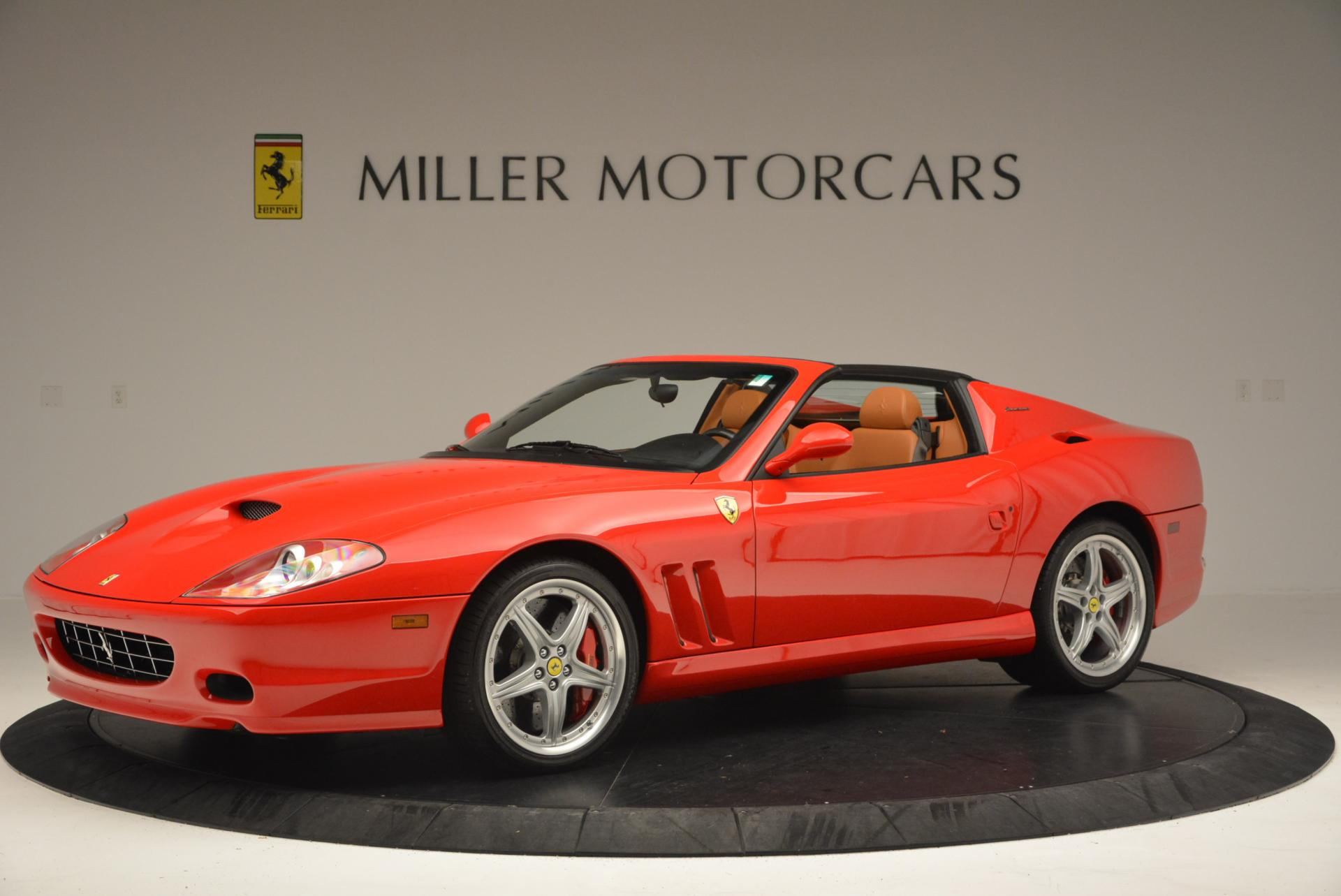 Used 2005 Ferrari Superamerica  For Sale In Westport, CT 539_p2