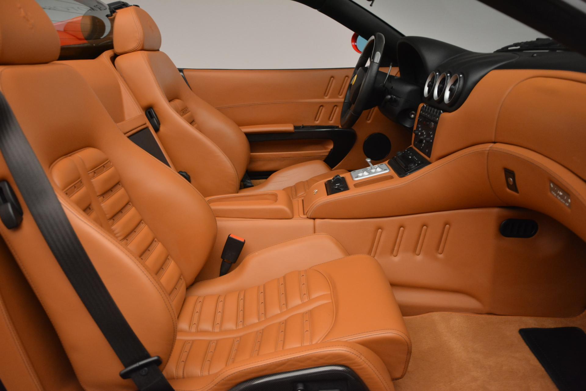 Used 2005 Ferrari Superamerica  For Sale In Westport, CT 539_p30