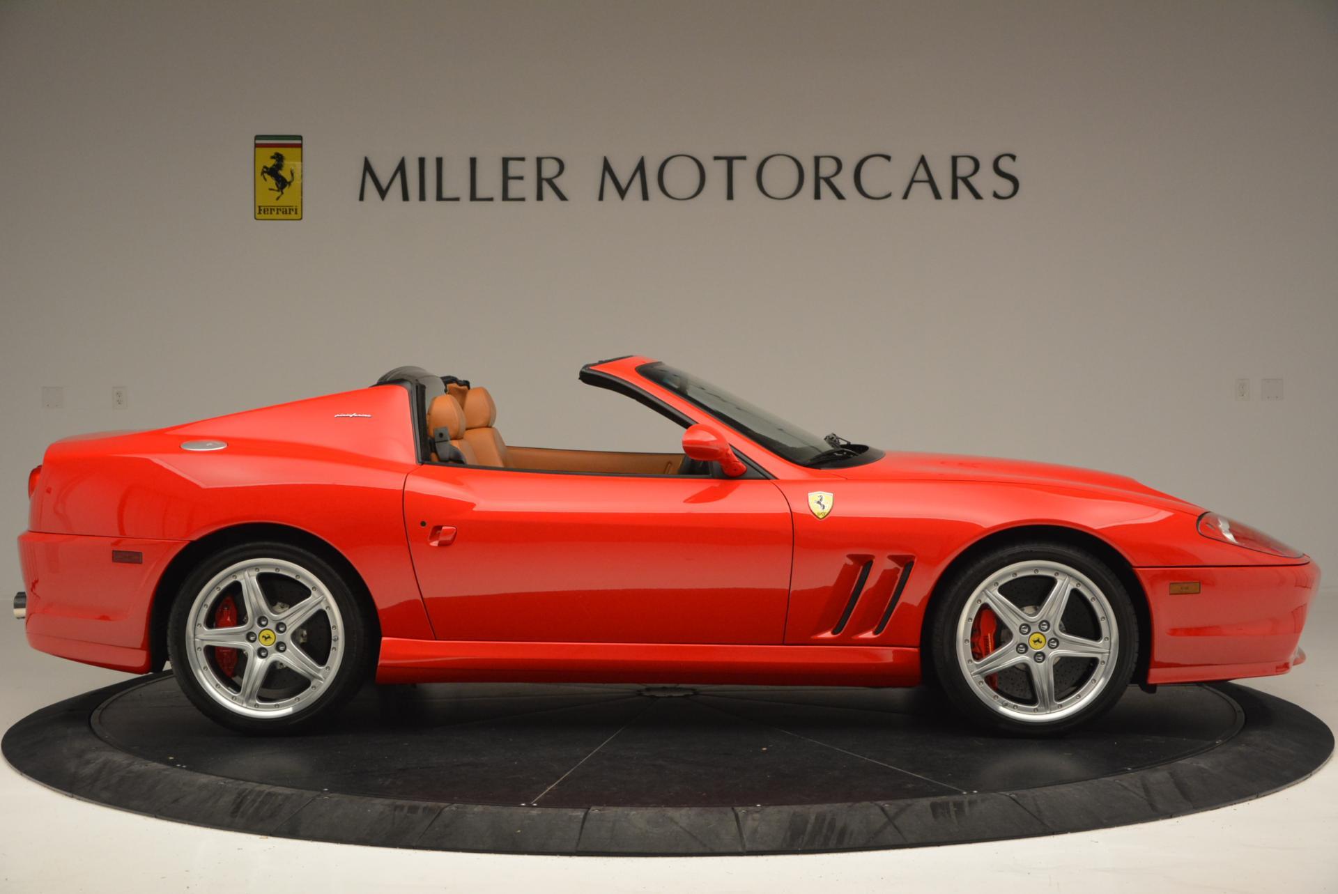 Used 2005 Ferrari Superamerica  For Sale In Westport, CT 539_p9