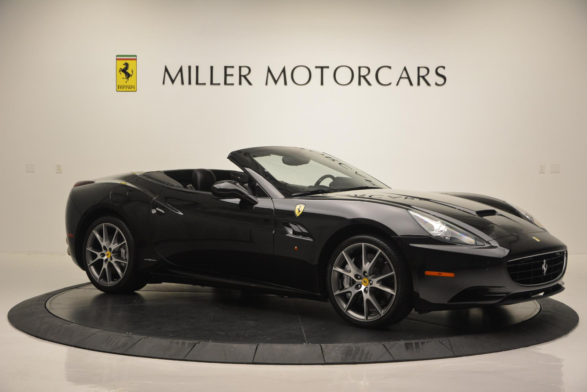 Used 2012 Ferrari California  For Sale In Westport, CT 540_p10