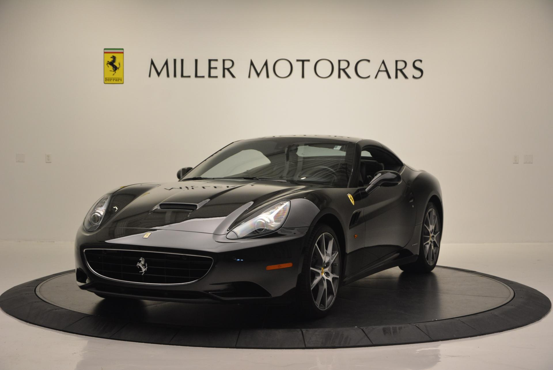 Used 2012 Ferrari California  For Sale In Westport, CT 540_p13