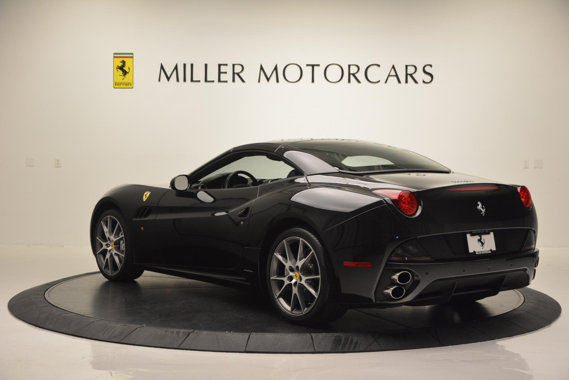 Used 2012 Ferrari California  For Sale In Westport, CT 540_p17