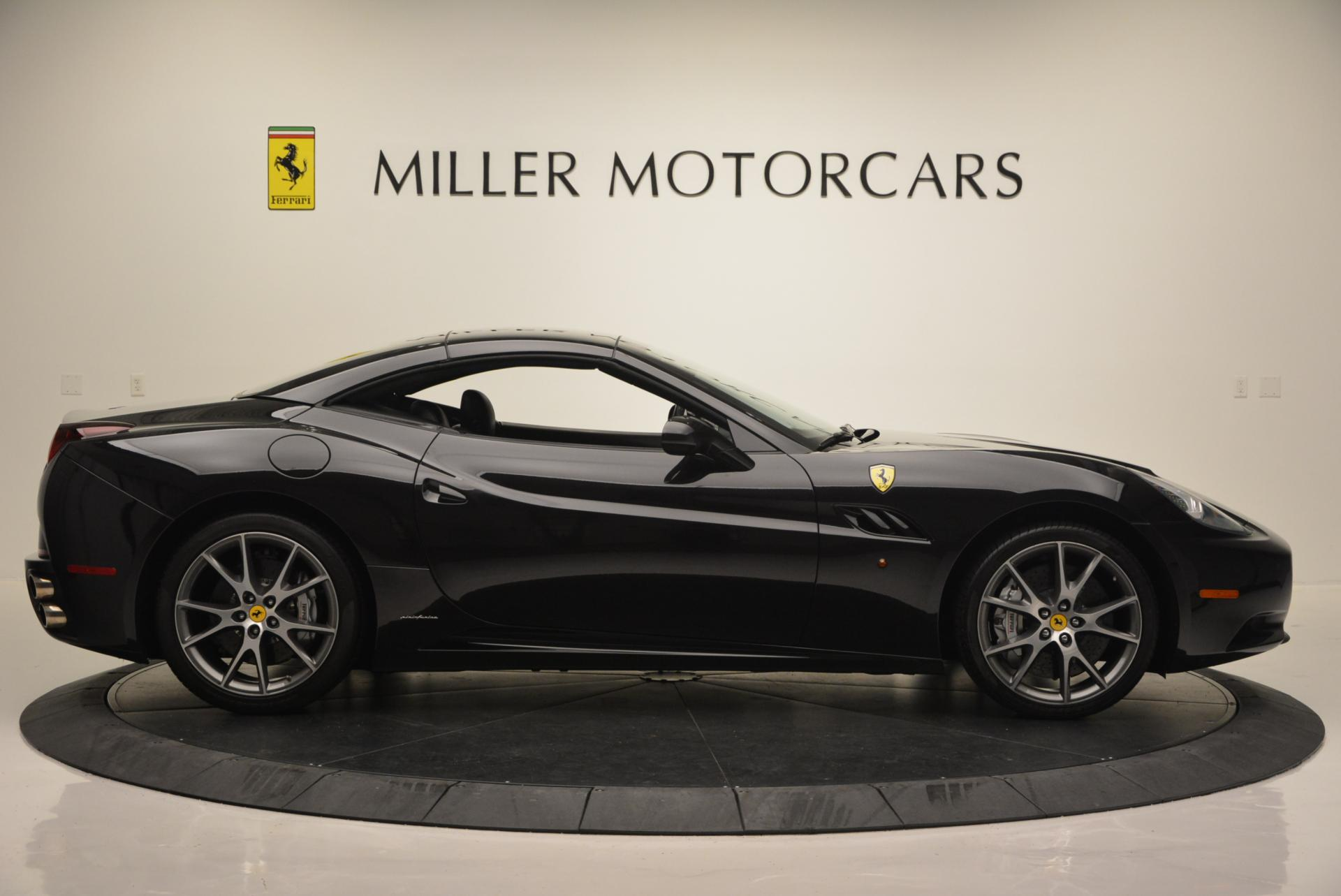Used 2012 Ferrari California  For Sale In Westport, CT 540_p21