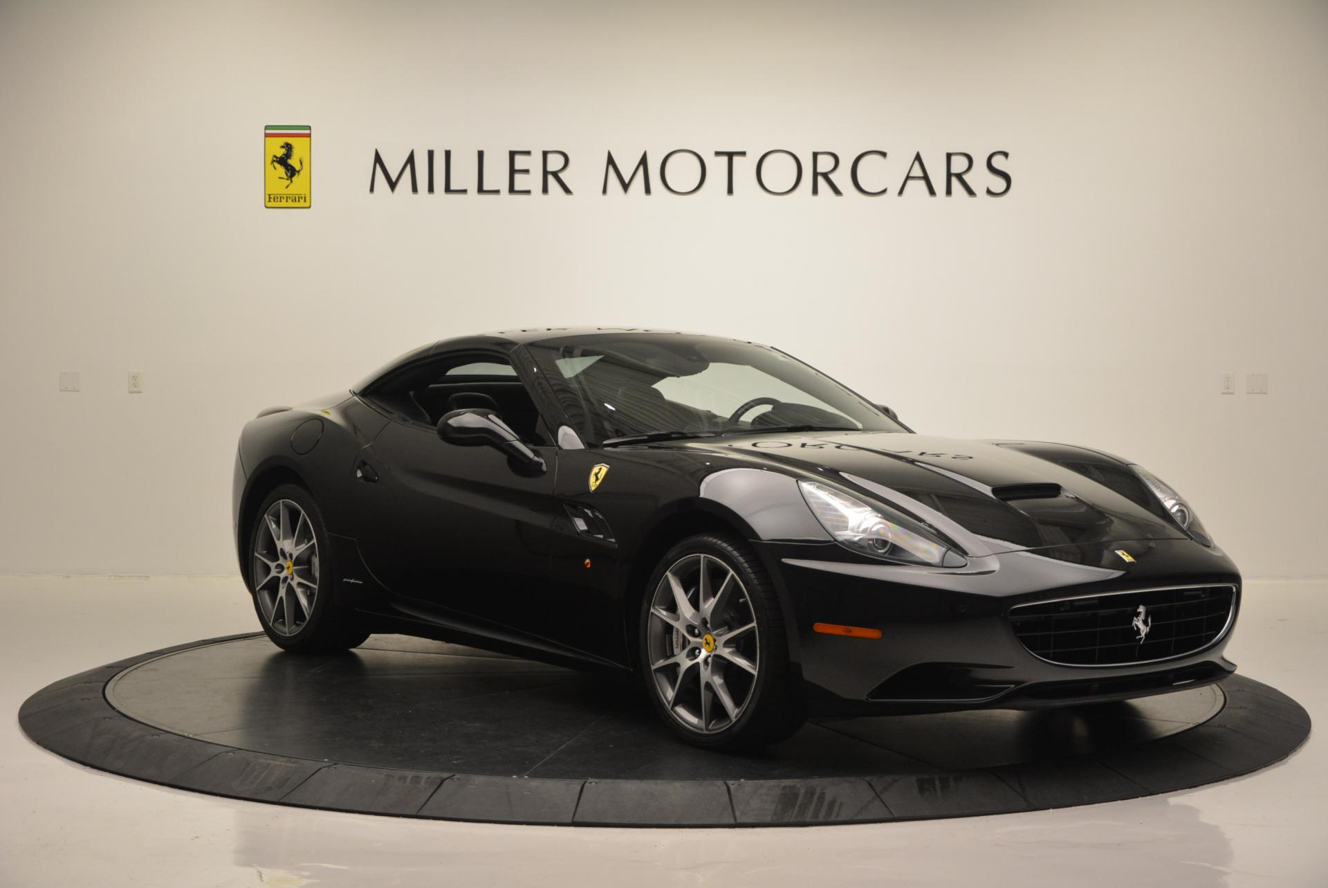 Used 2012 Ferrari California  For Sale In Westport, CT 540_p23