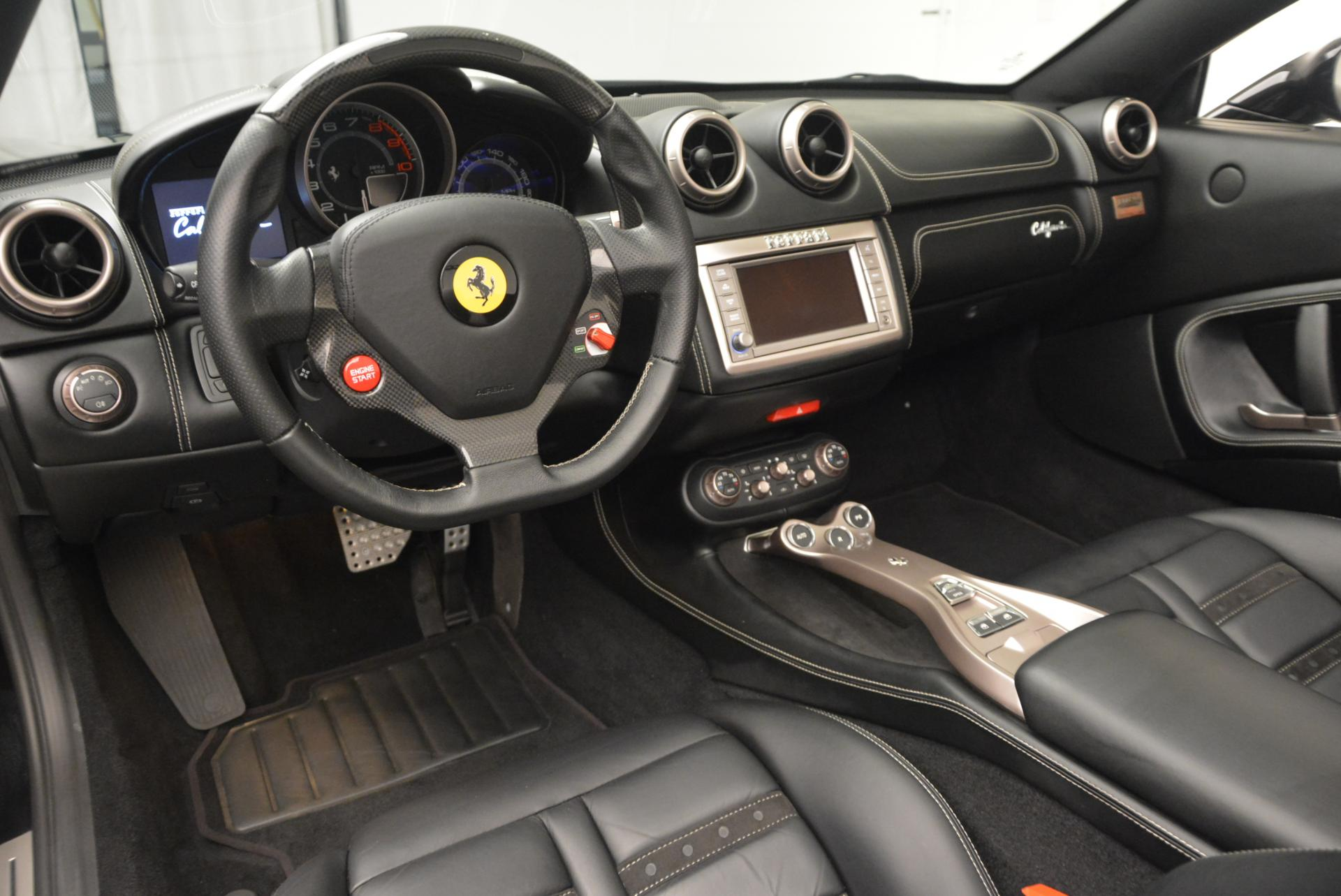 Used 2012 Ferrari California  For Sale In Westport, CT 540_p25