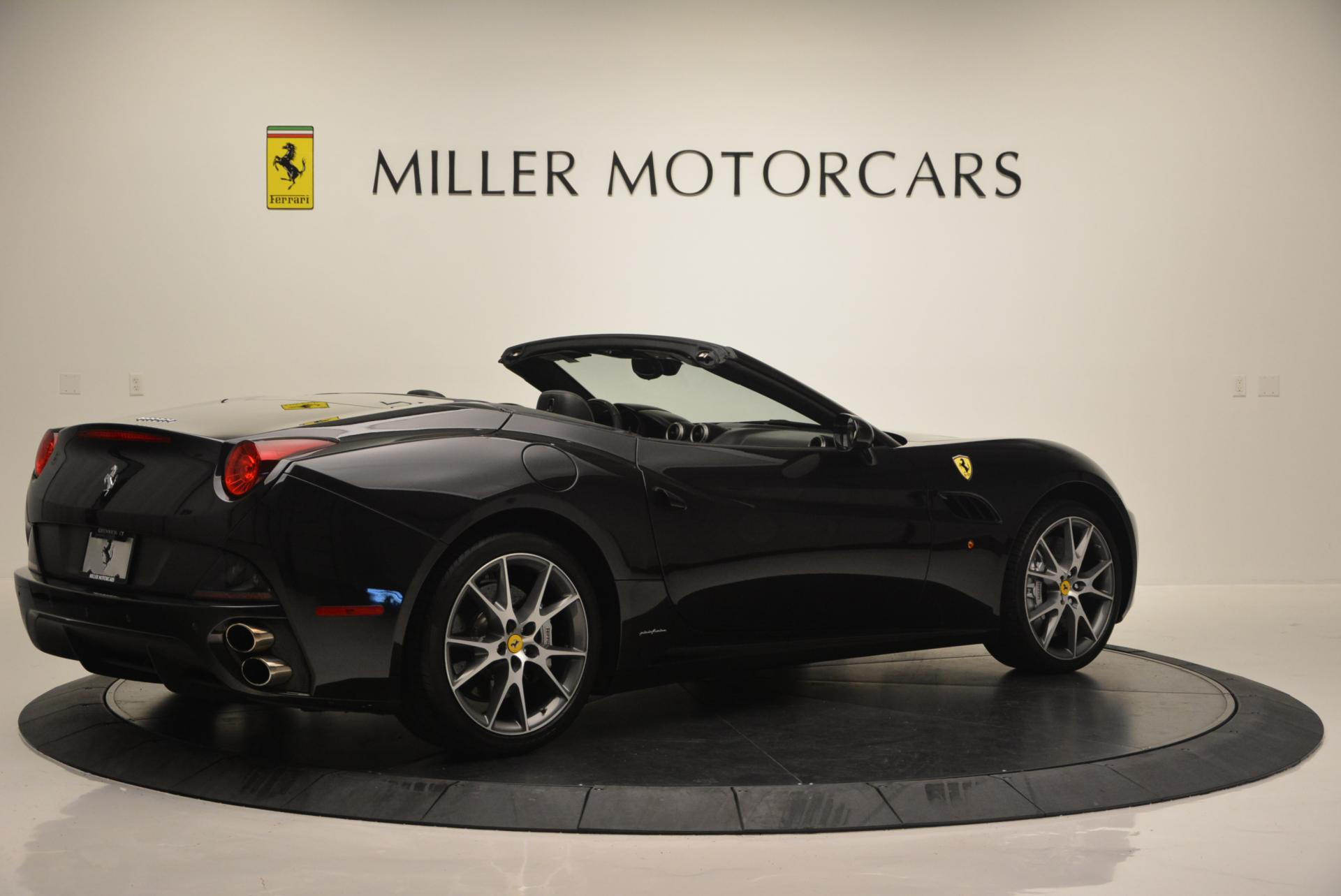 Used 2012 Ferrari California  For Sale In Westport, CT 540_p8