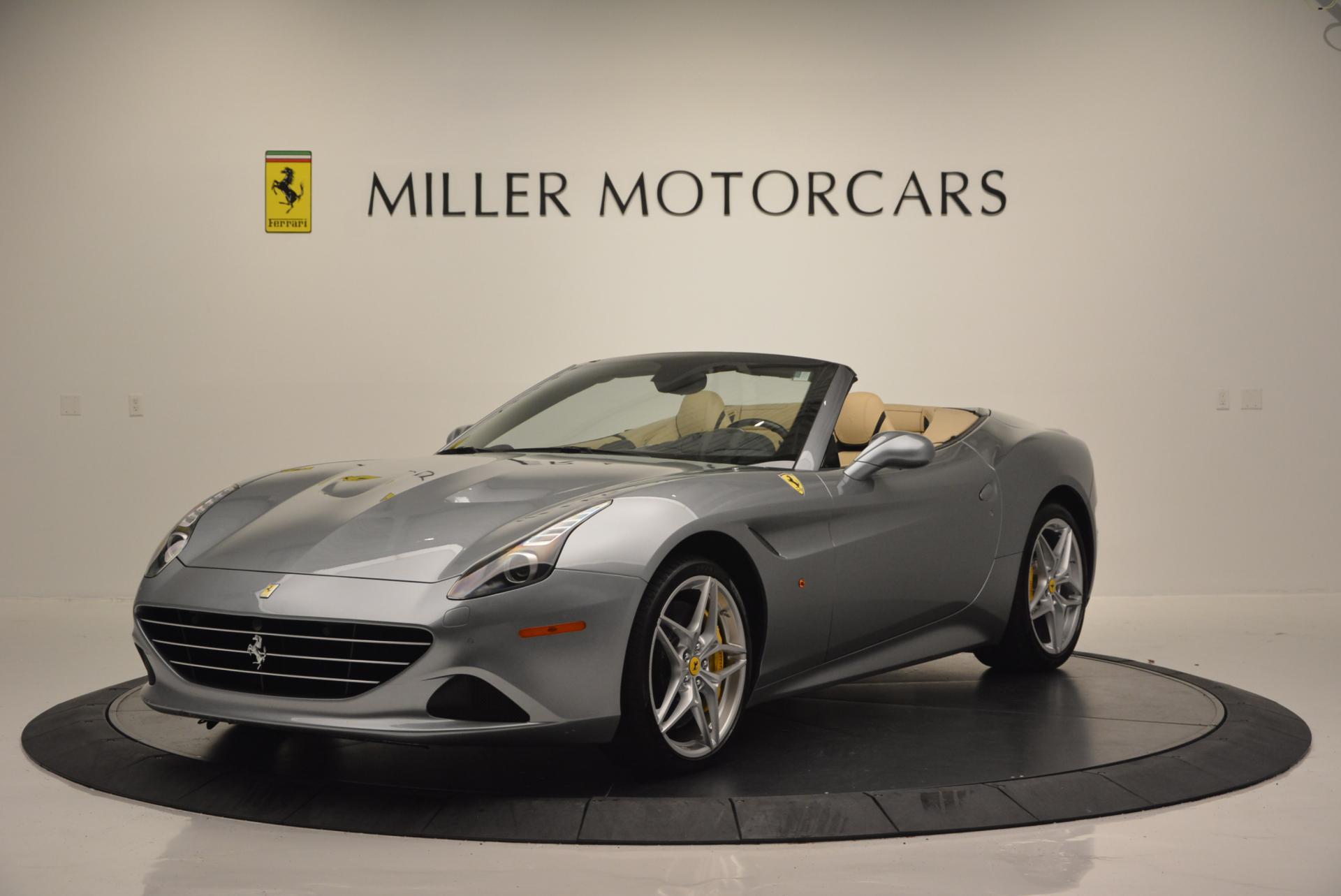 Used 2015 Ferrari California T  For Sale In Westport, CT 541_main