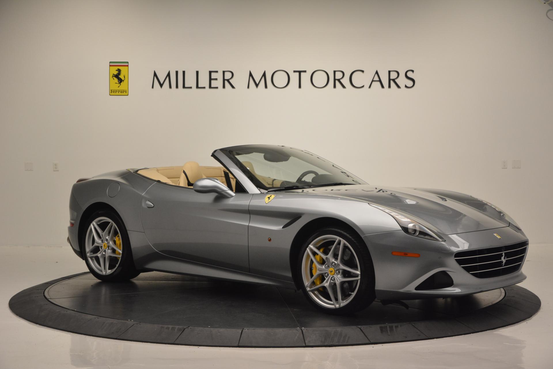 Used 2015 Ferrari California T  For Sale In Westport, CT 541_p10