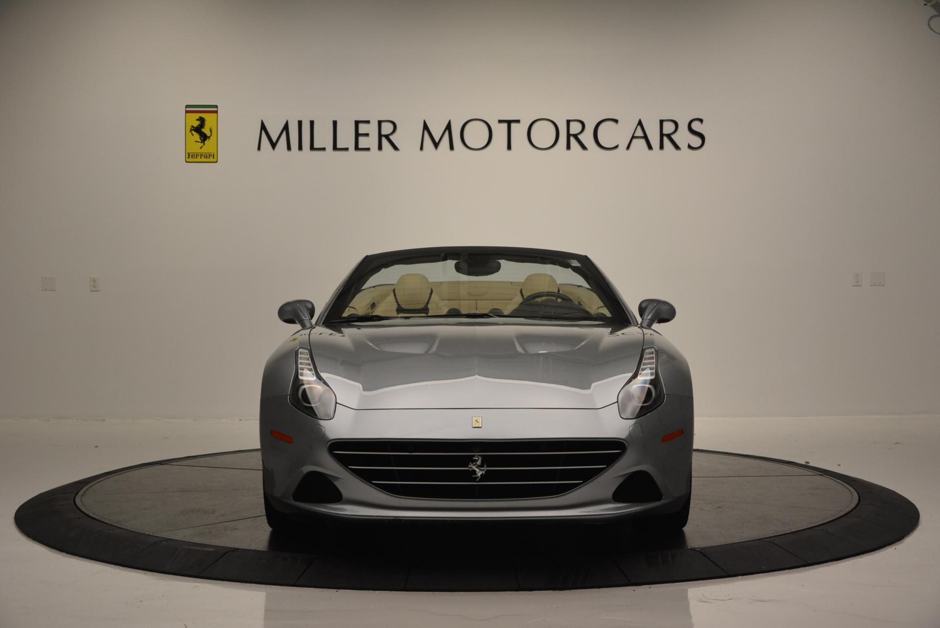 Used 2015 Ferrari California T  For Sale In Westport, CT 541_p12