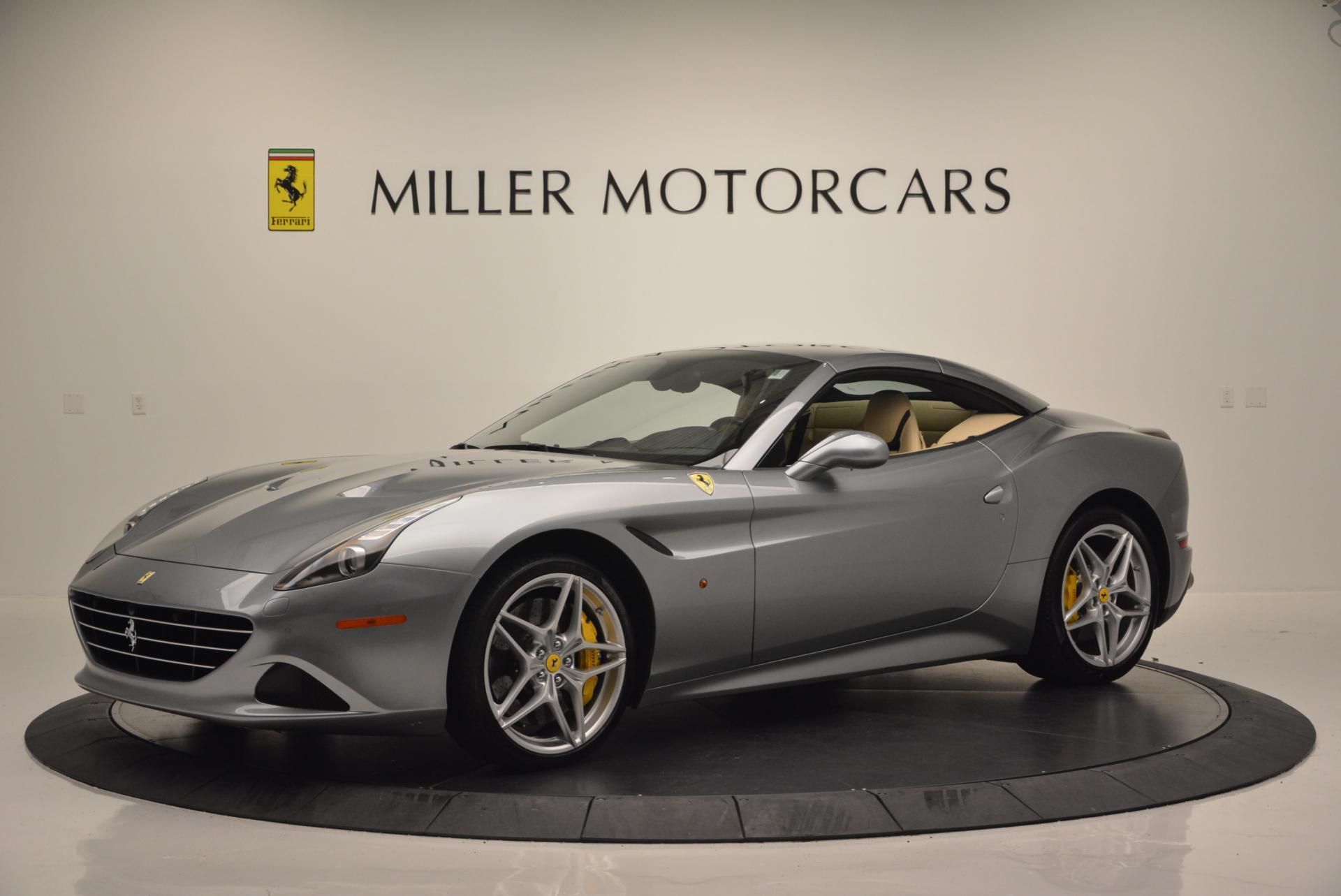 Used 2015 Ferrari California T  For Sale In Westport, CT 541_p14