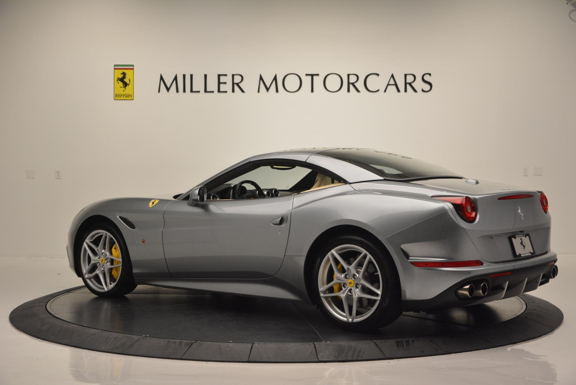 Used 2015 Ferrari California T  For Sale In Westport, CT 541_p16