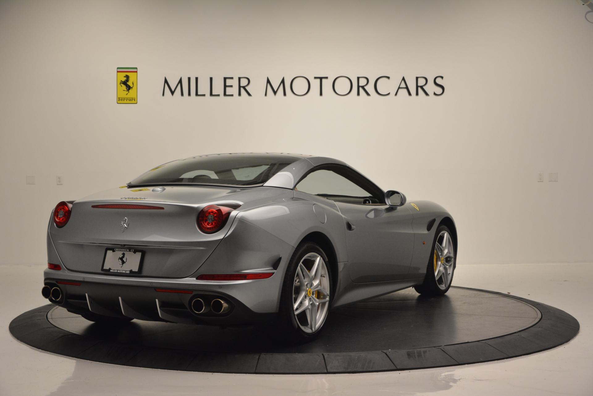 Used 2015 Ferrari California T  For Sale In Westport, CT 541_p19