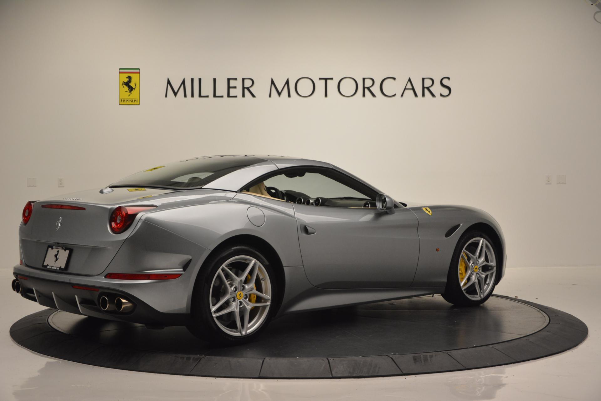 Used 2015 Ferrari California T  For Sale In Westport, CT 541_p20