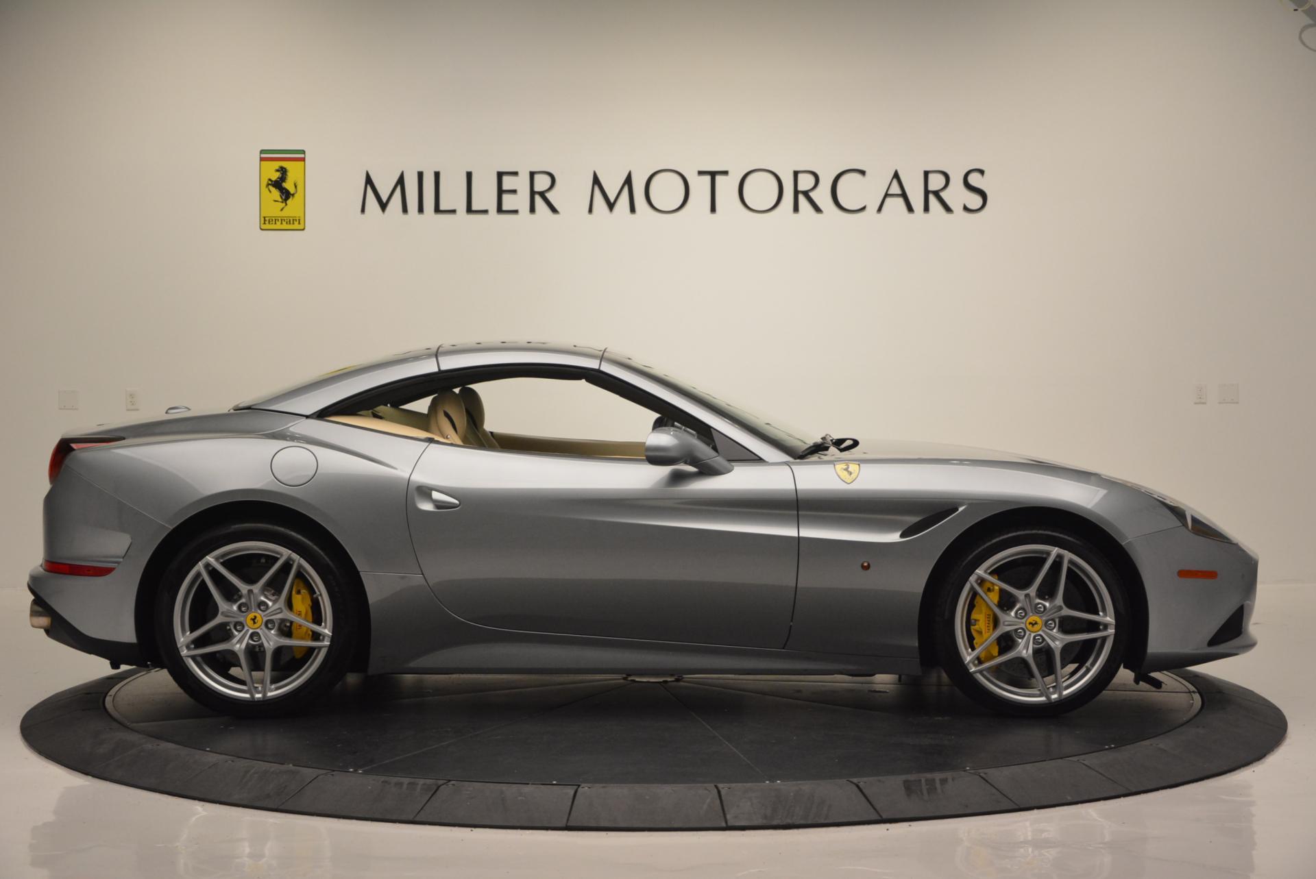 Used 2015 Ferrari California T  For Sale In Westport, CT 541_p21