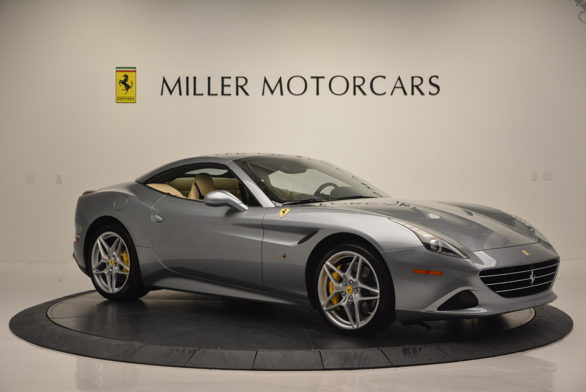 Used 2015 Ferrari California T  For Sale In Westport, CT 541_p22