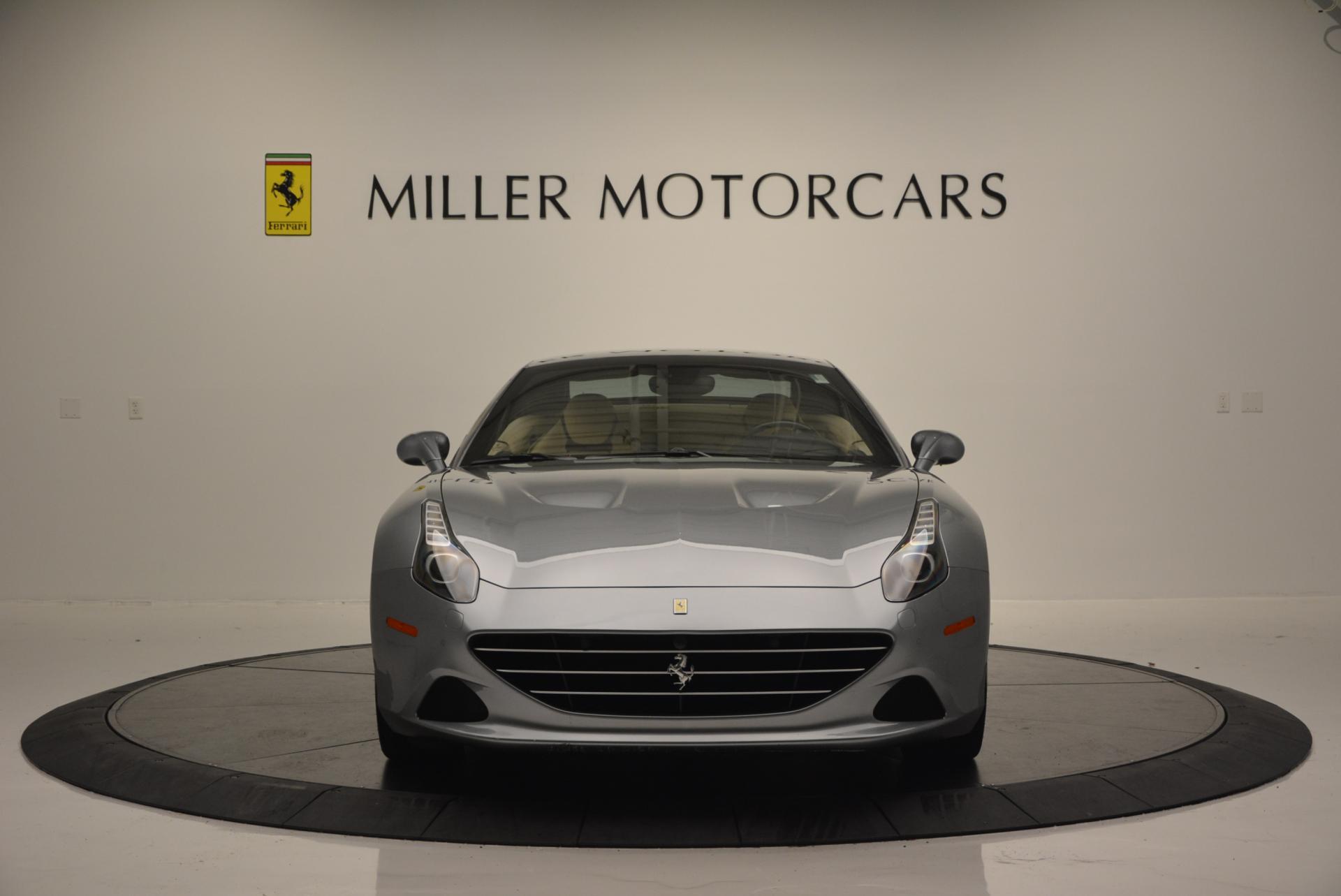 Used 2015 Ferrari California T  For Sale In Westport, CT 541_p24