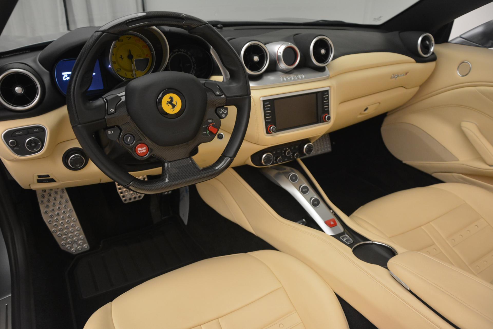 Used 2015 Ferrari California T  For Sale In Westport, CT 541_p25