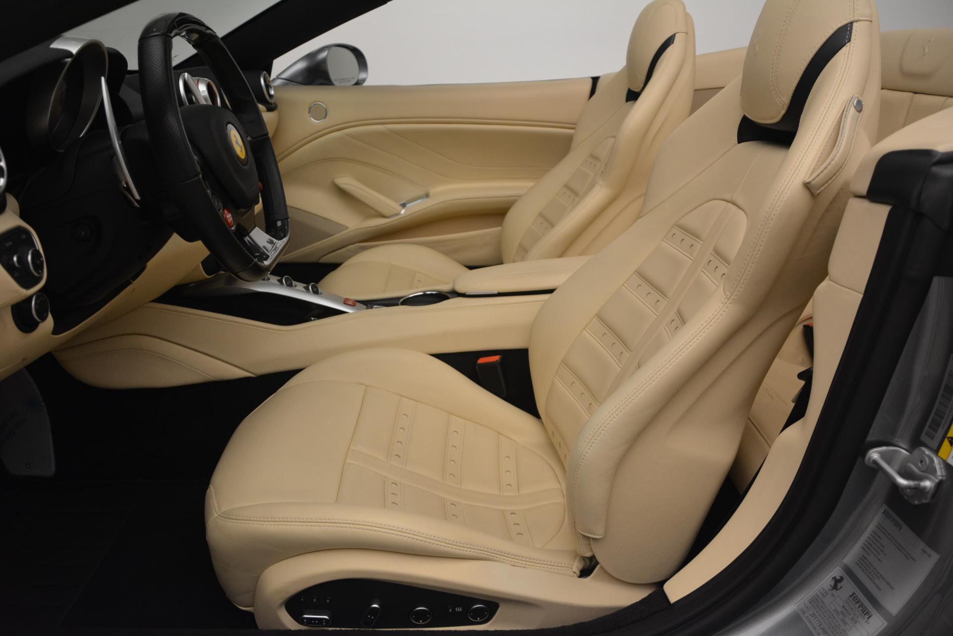 Used 2015 Ferrari California T  For Sale In Westport, CT 541_p26