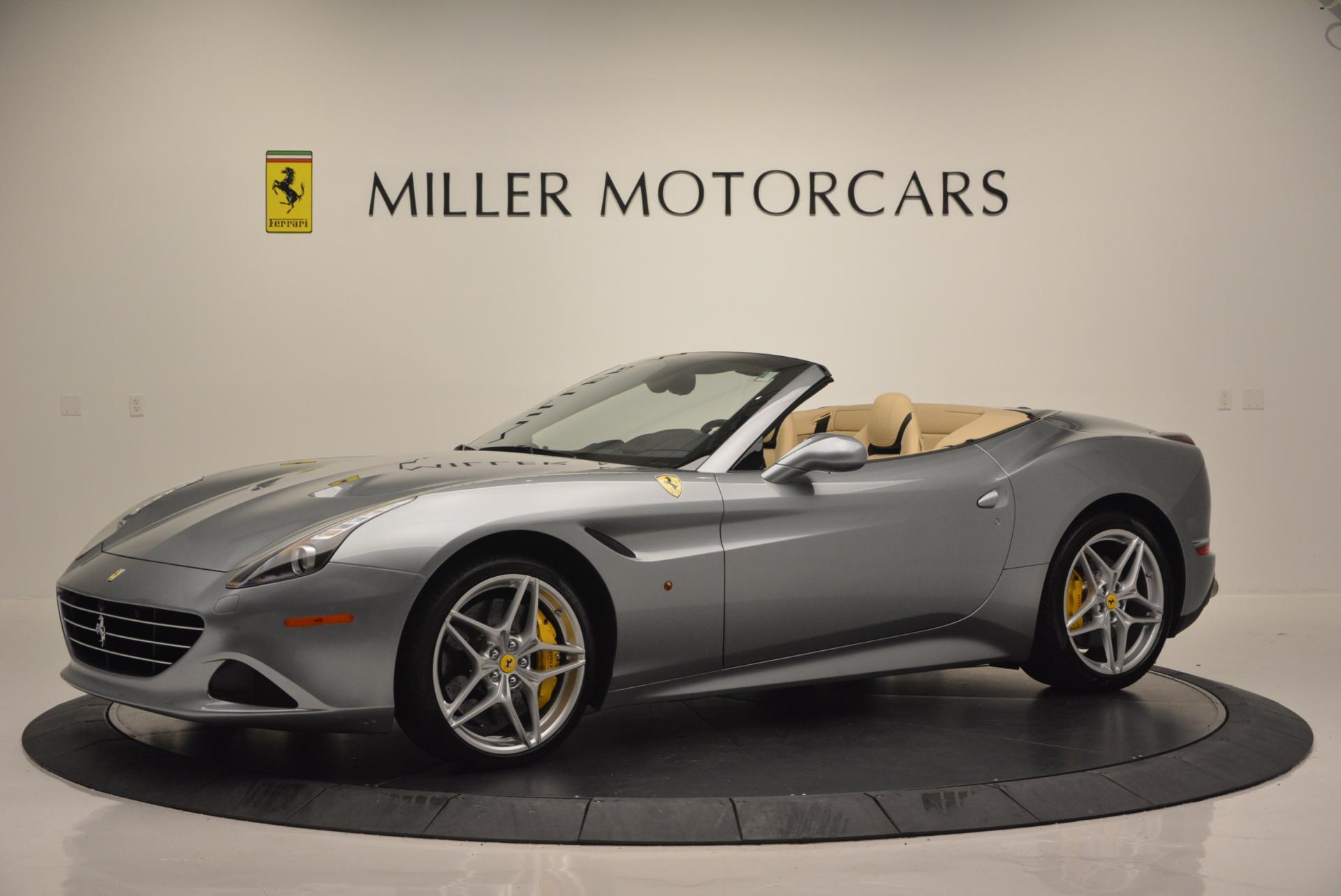 Used 2015 Ferrari California T  For Sale In Westport, CT 541_p2