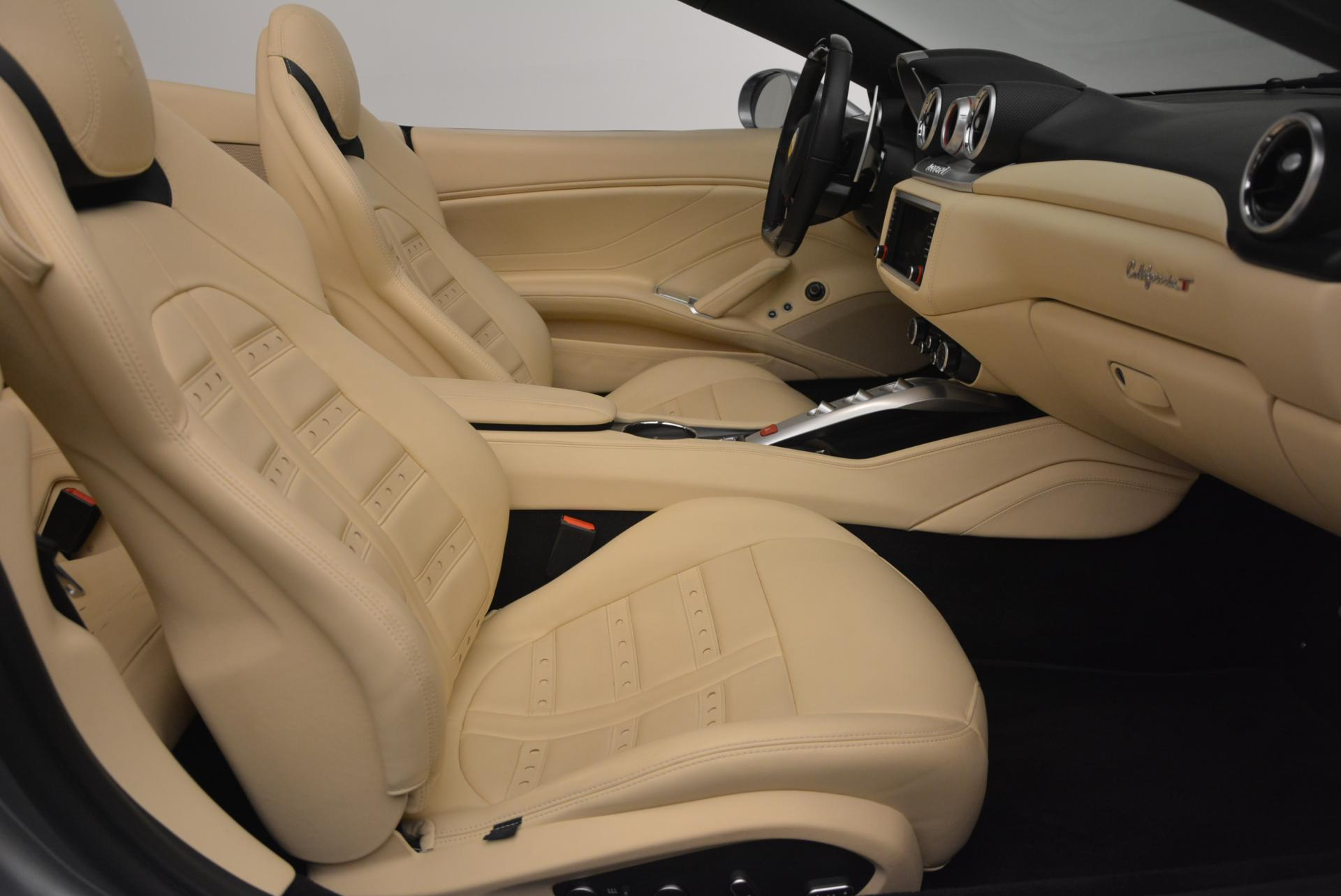 Used 2015 Ferrari California T  For Sale In Westport, CT 541_p31