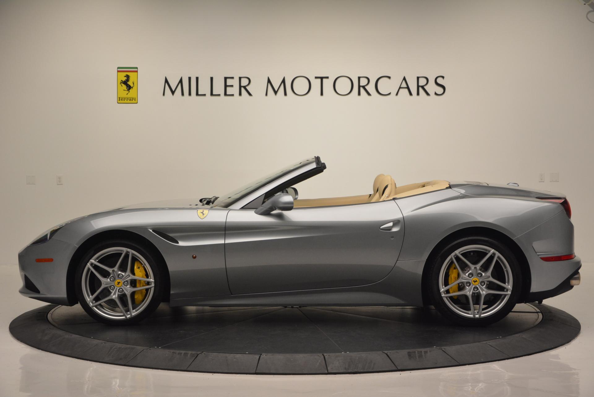 Used 2015 Ferrari California T  For Sale In Westport, CT 541_p3