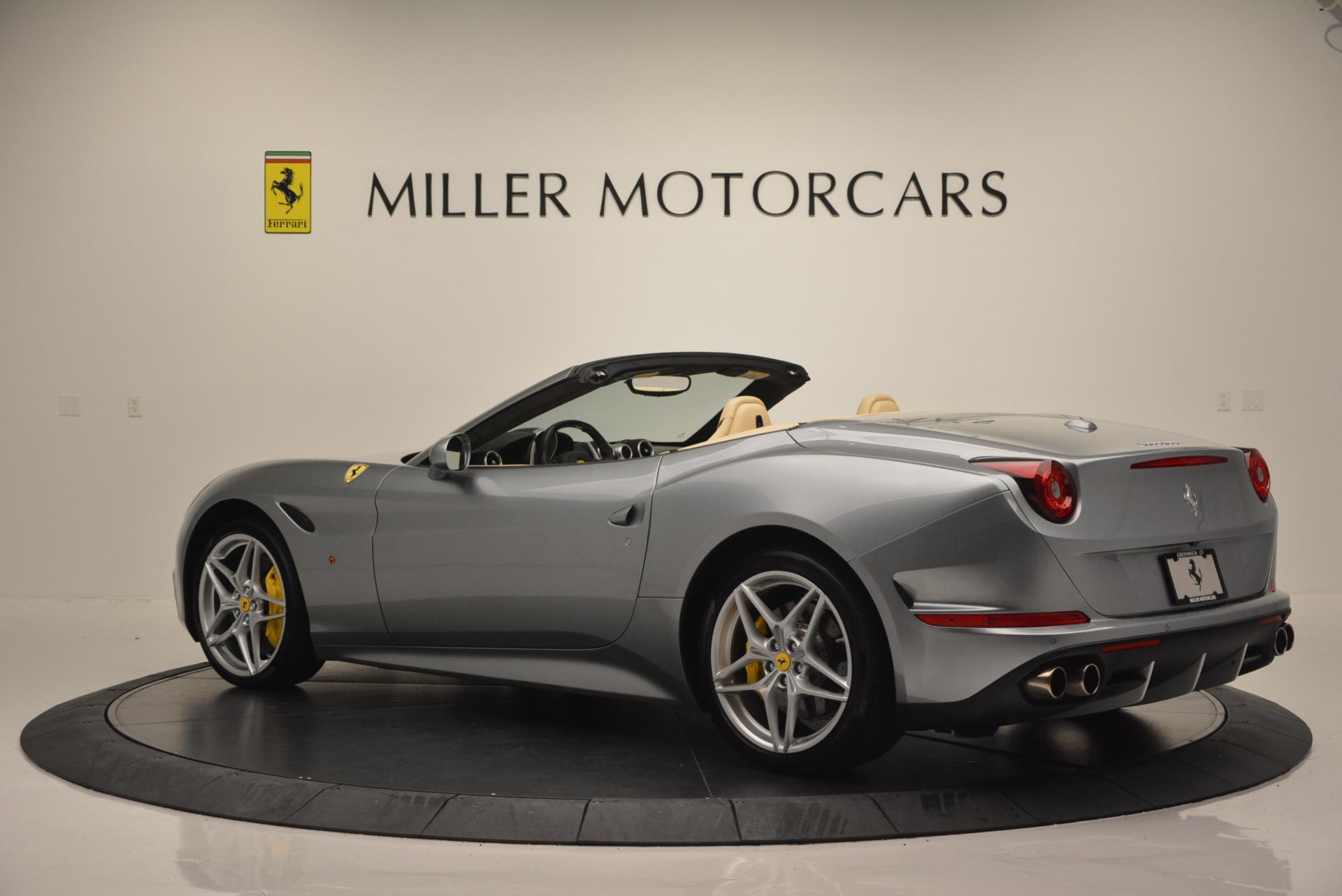 Used 2015 Ferrari California T  For Sale In Westport, CT 541_p4