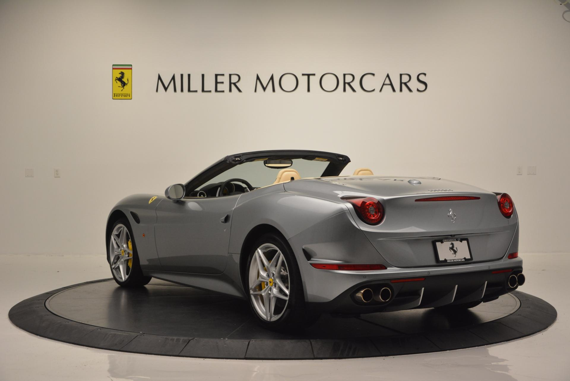 Used 2015 Ferrari California T  For Sale In Westport, CT 541_p5