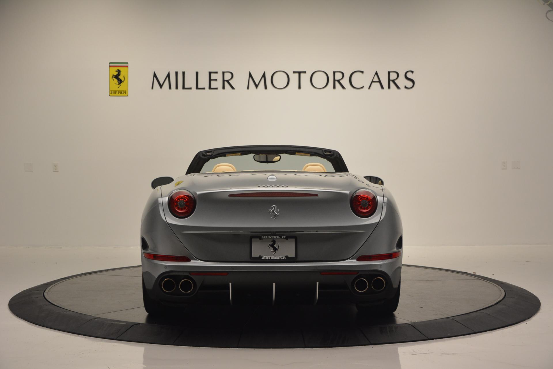 Used 2015 Ferrari California T  For Sale In Westport, CT 541_p6