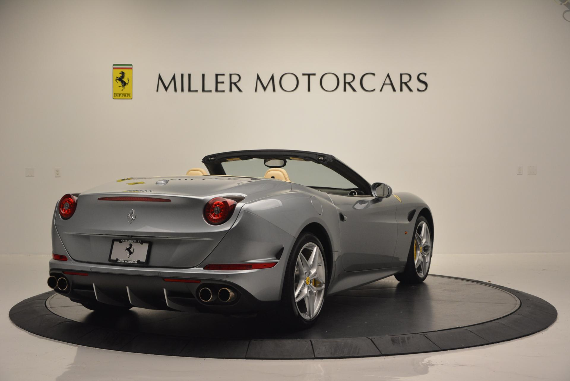 Used 2015 Ferrari California T  For Sale In Westport, CT 541_p7