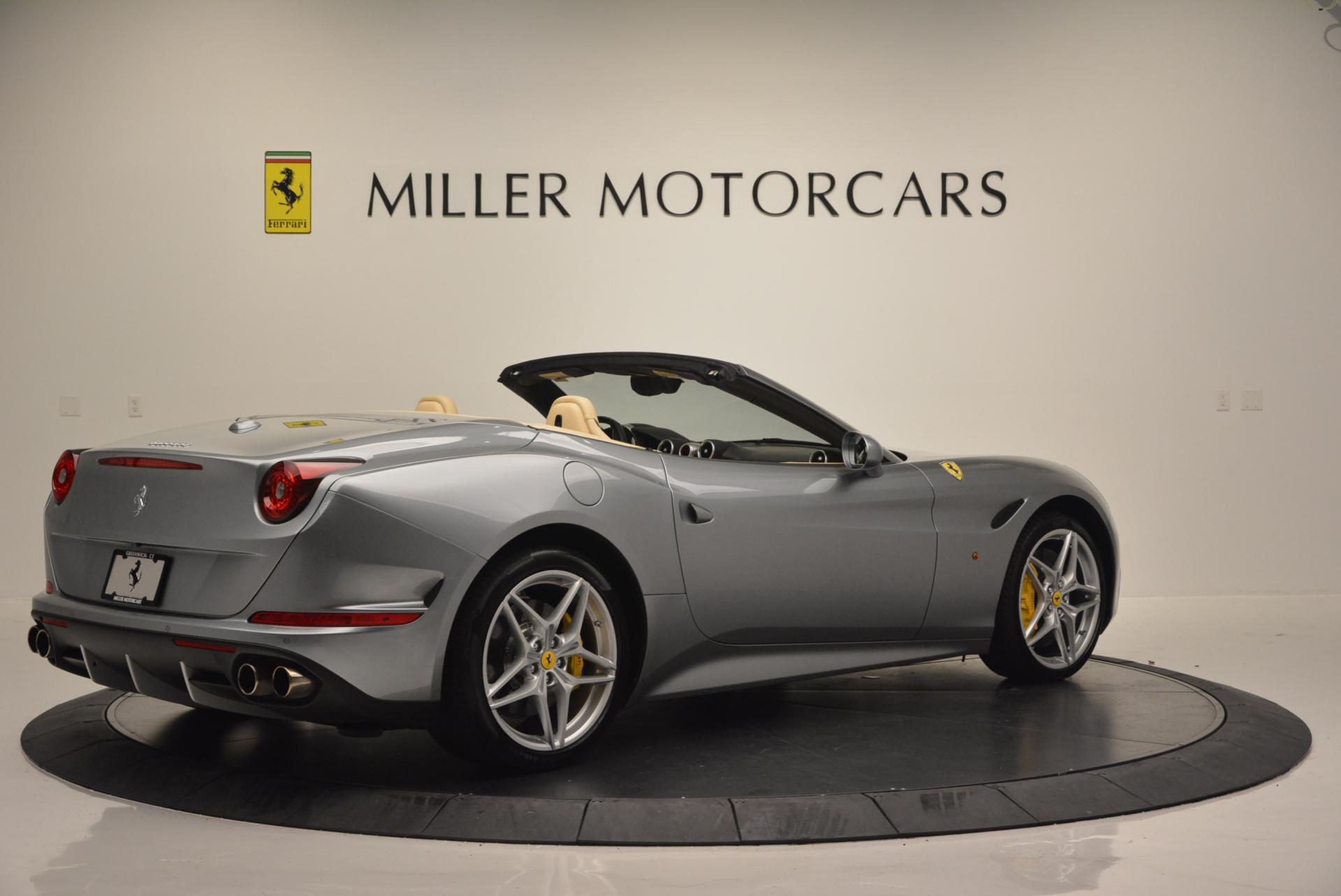 Used 2015 Ferrari California T  For Sale In Westport, CT 541_p8