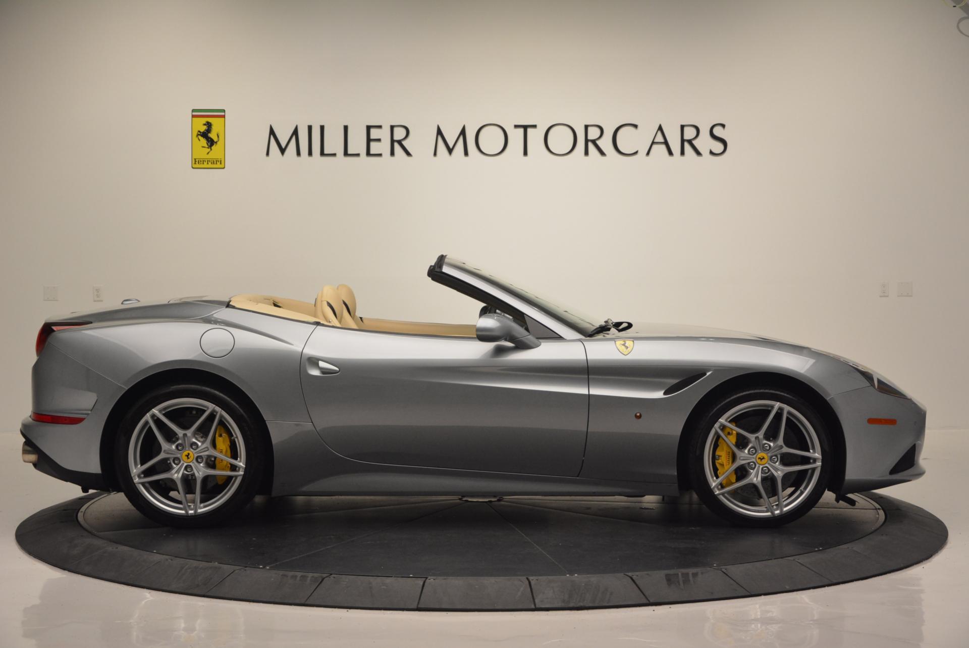 Used 2015 Ferrari California T  For Sale In Westport, CT 541_p9