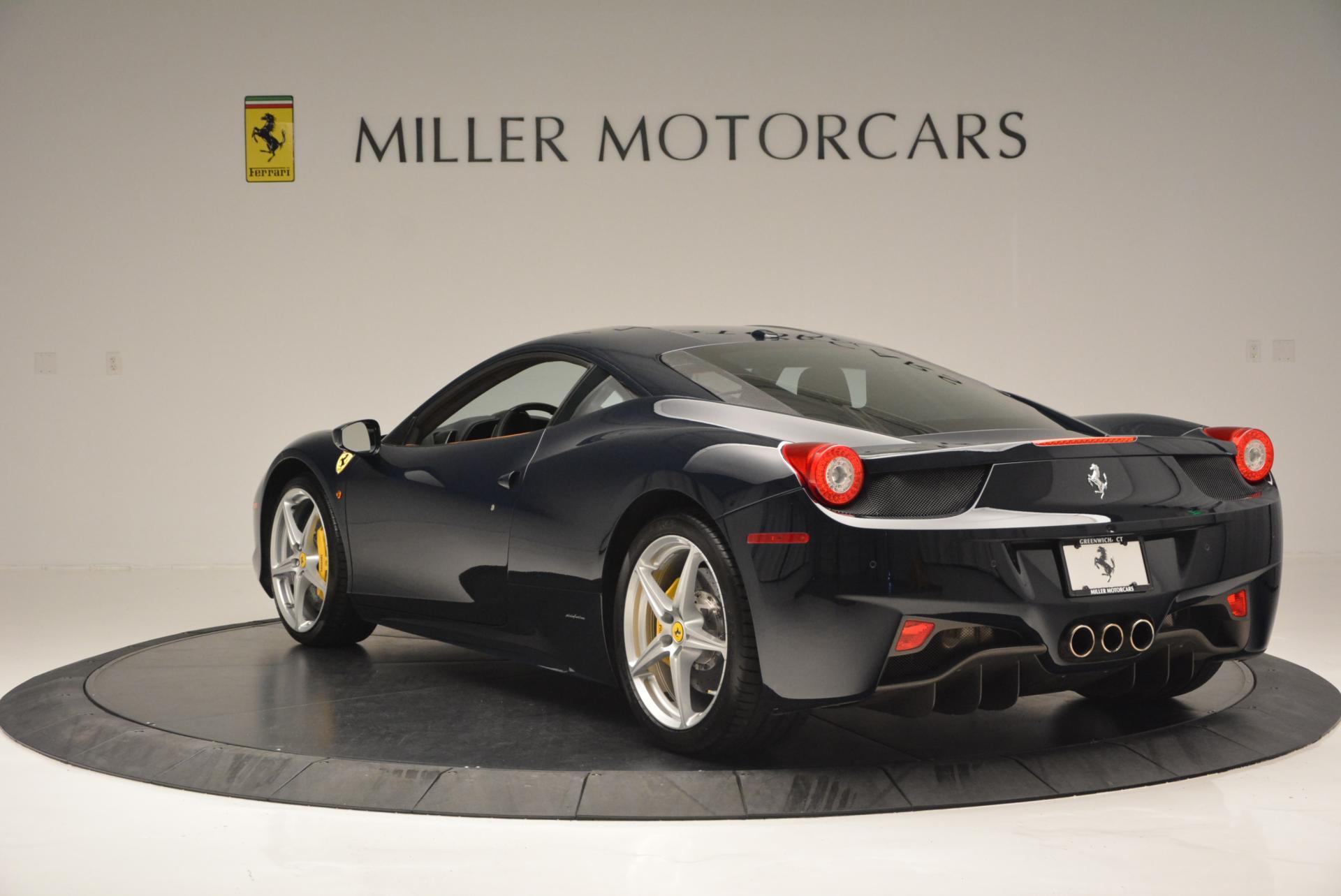 Used 2010 Ferrari 458 Italia  For Sale In Westport, CT 543_p5