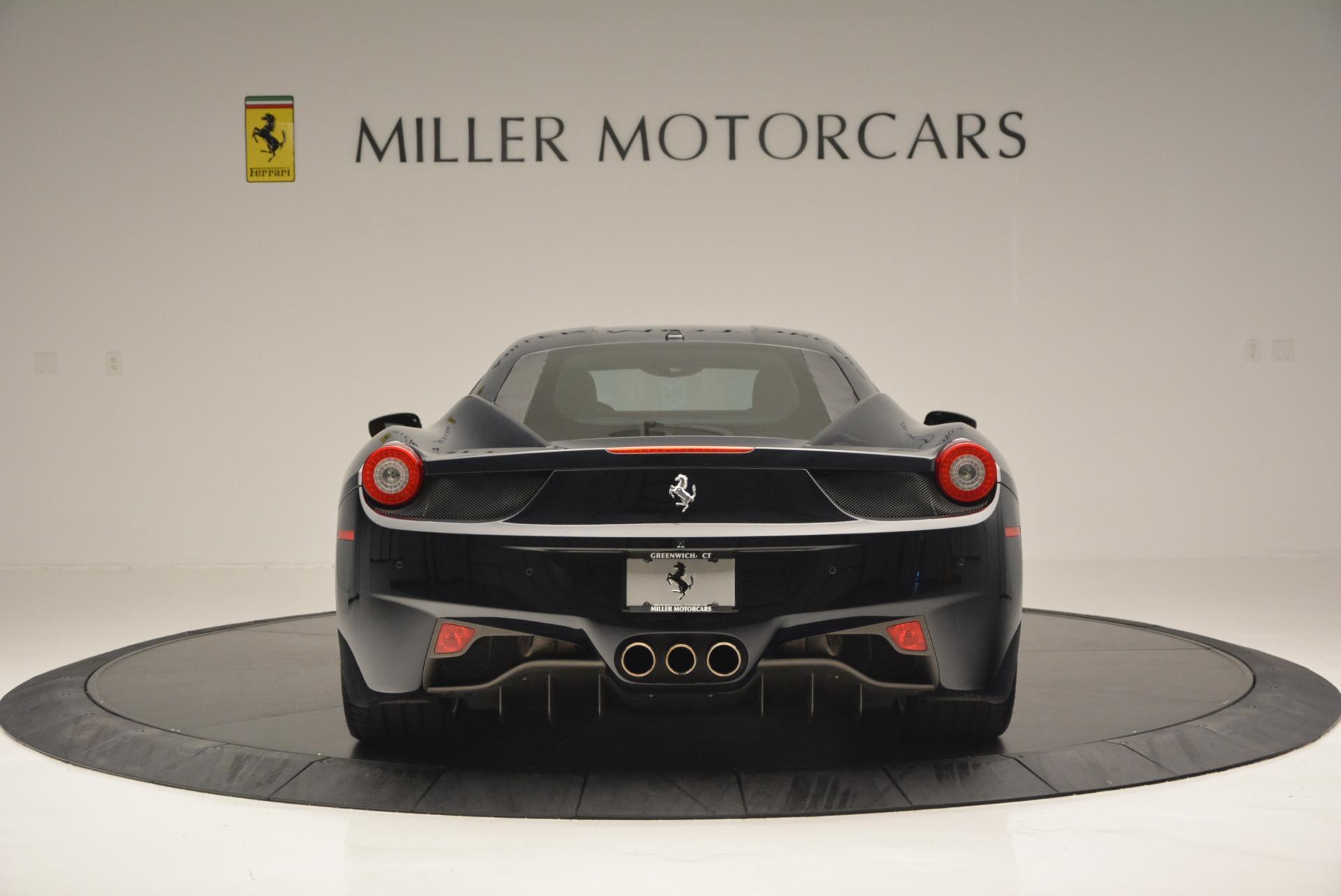 Used 2010 Ferrari 458 Italia  For Sale In Westport, CT 543_p6