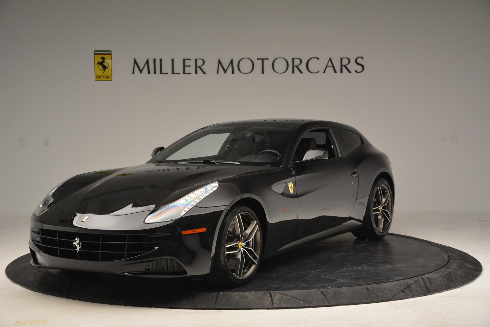 Used 2014 Ferrari FF  For Sale In Westport, CT 544_main