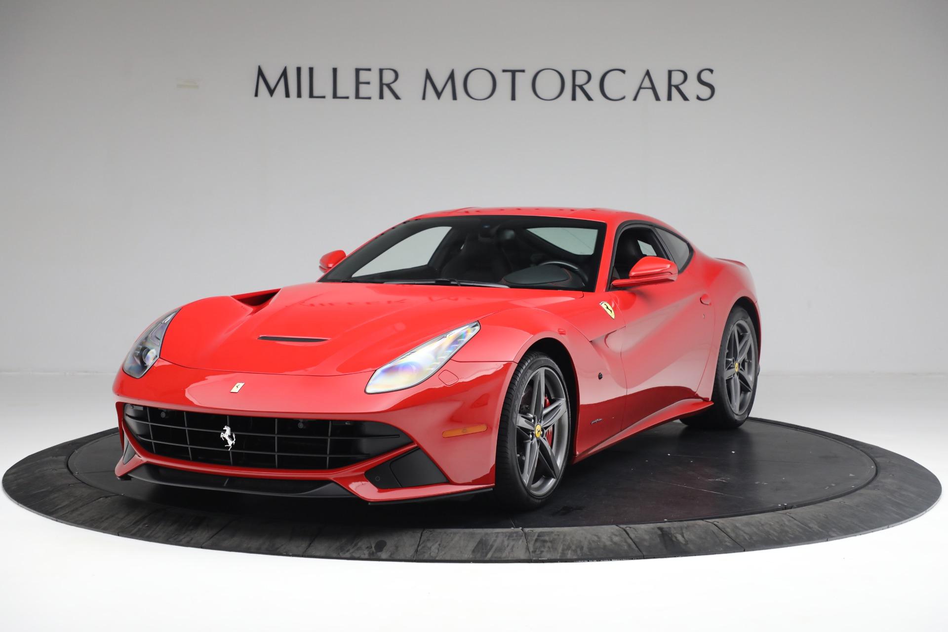 Used 2015 Ferrari F12 Berlinetta  For Sale In Westport, CT 545_main