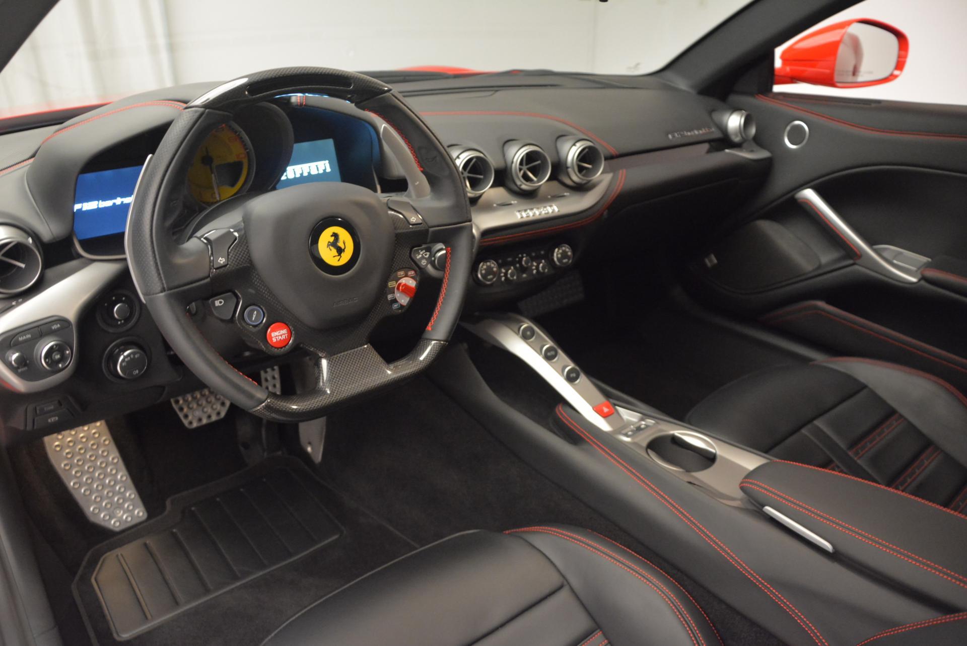 Used 2015 Ferrari F12 Berlinetta  For Sale In Westport, CT 545_p12