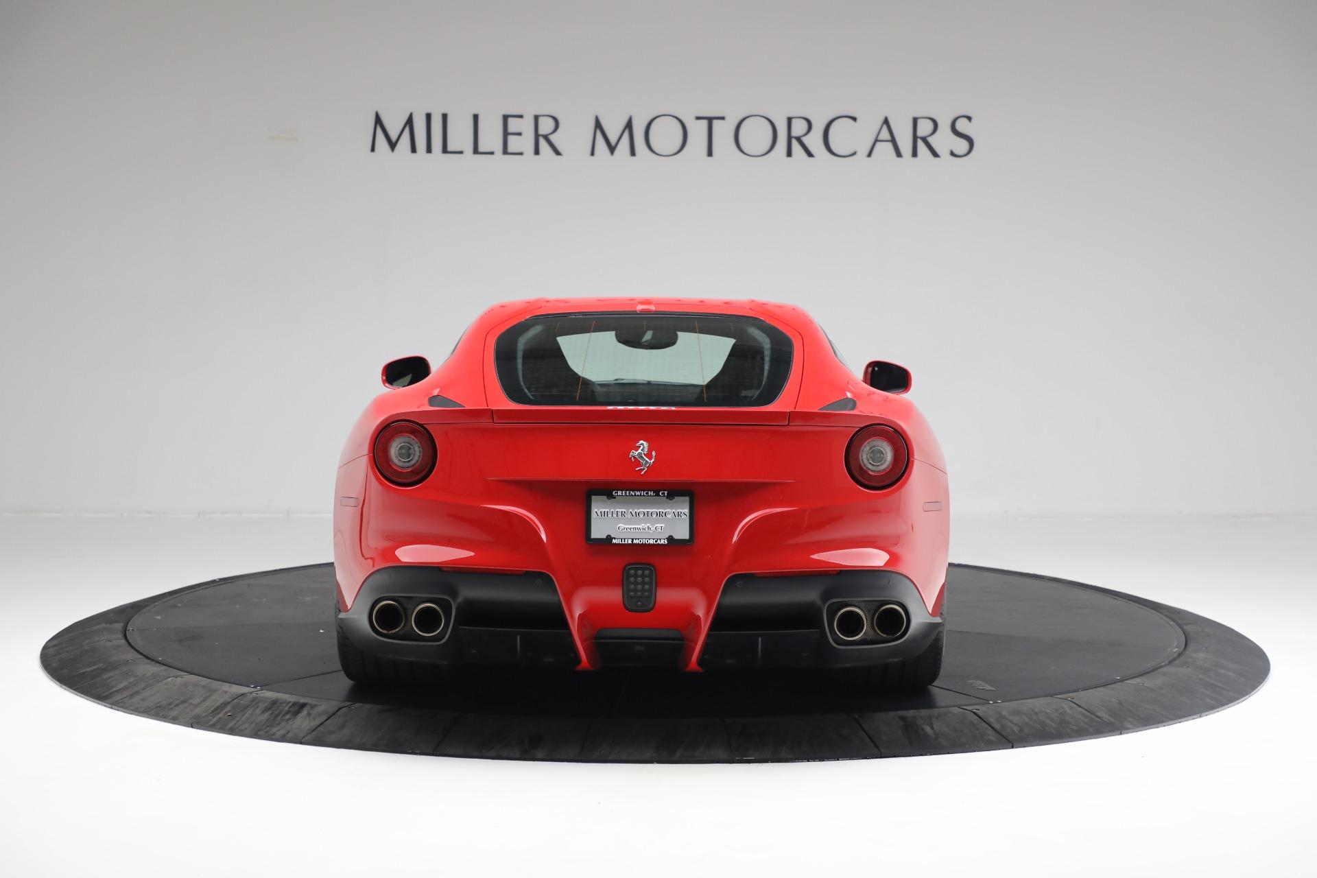Used 2015 Ferrari F12 Berlinetta  For Sale In Westport, CT 545_p5